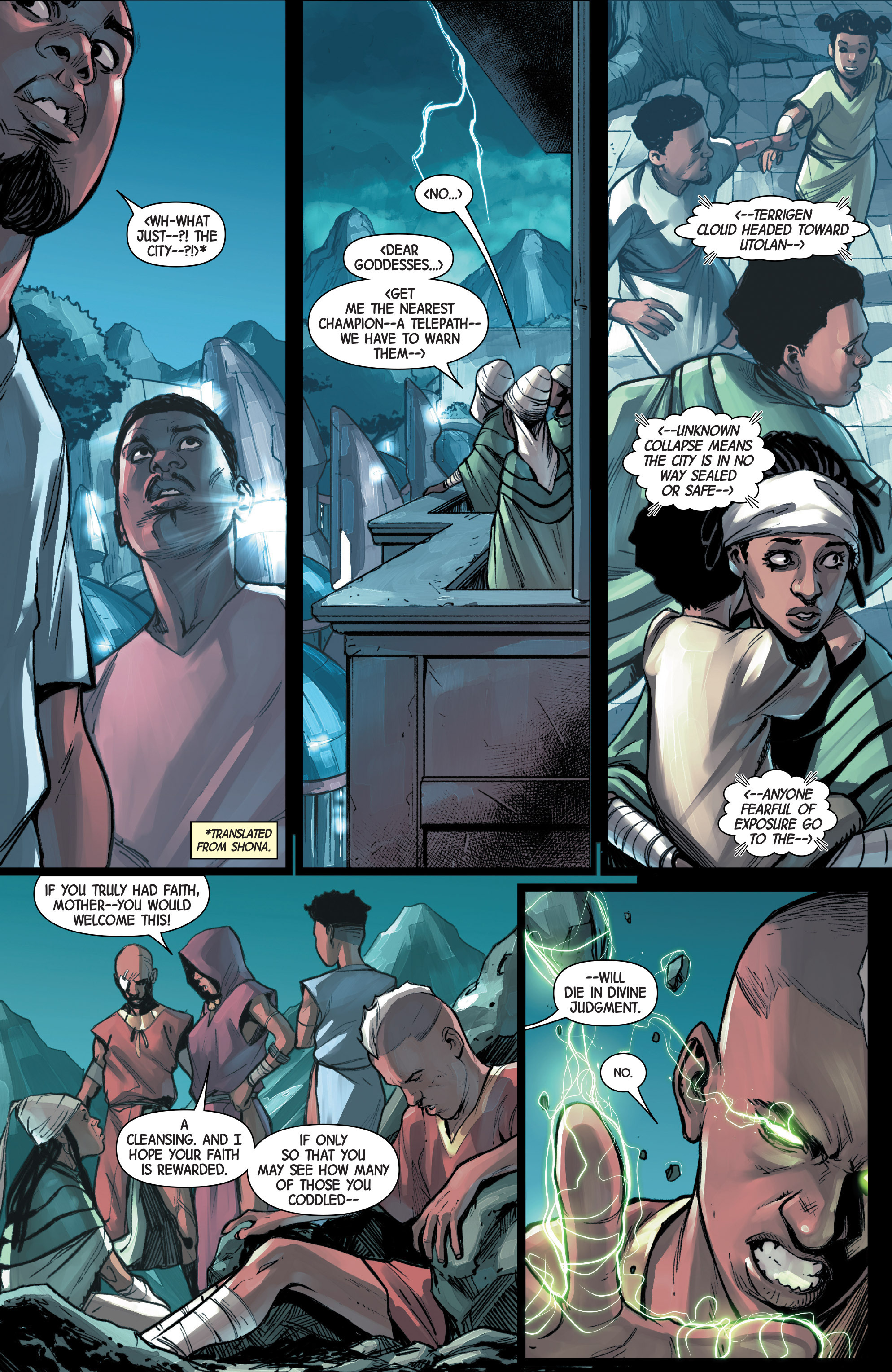 Read online All-New Inhumans comic -  Issue #10 - 7