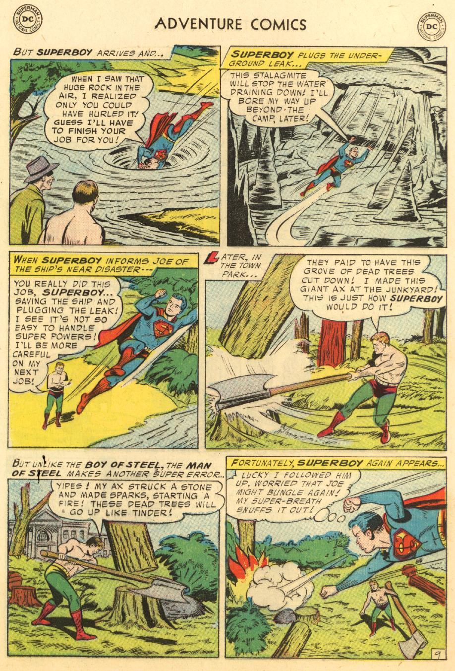 Read online Adventure Comics (1938) comic -  Issue #233 - 11
