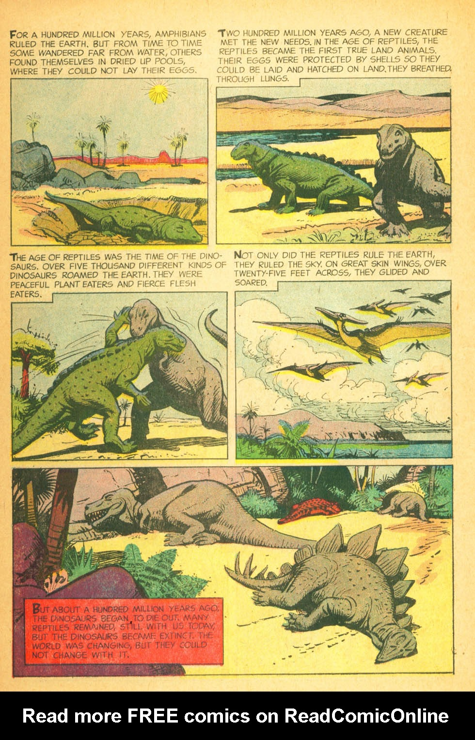 Read online Turok, Son of Stone comic -  Issue #27 - 22