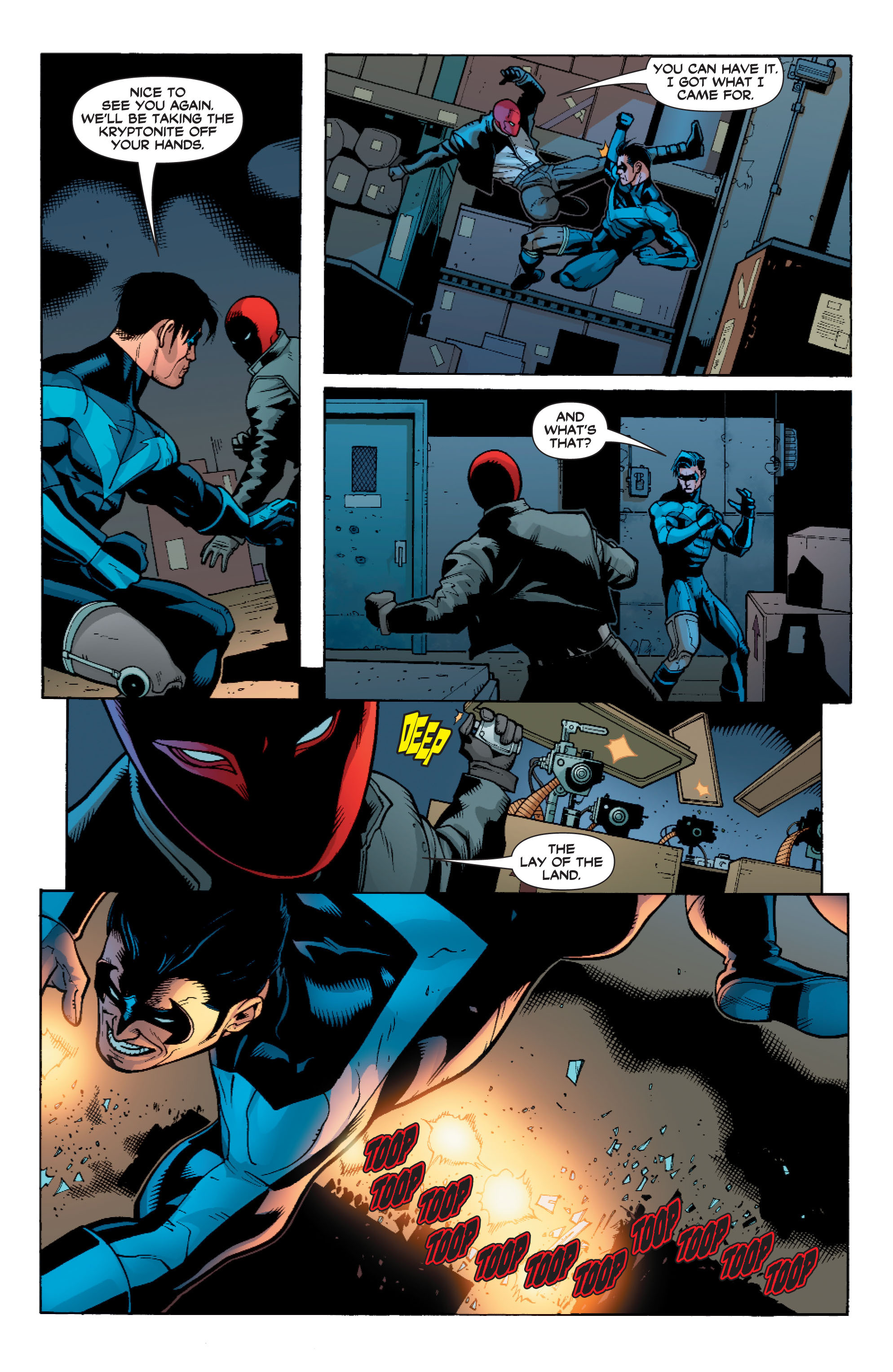 Read online Batman: Under The Red Hood comic -  Issue # Full - 95
