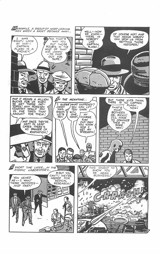 Read online Golden-Age Men of Mystery comic -  Issue #13 - 14