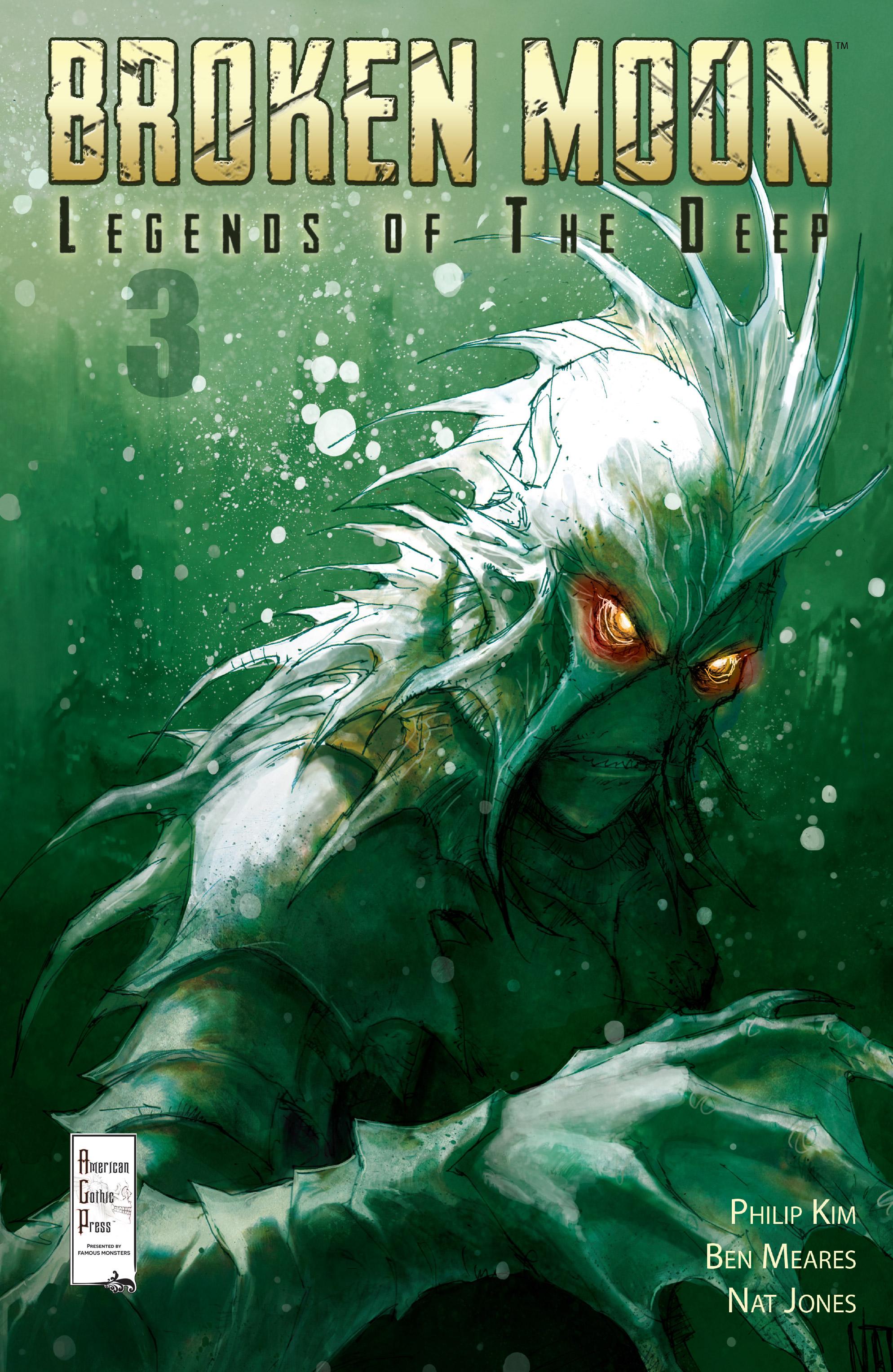Broken Moon: Legends of the Deep 3 Page 1