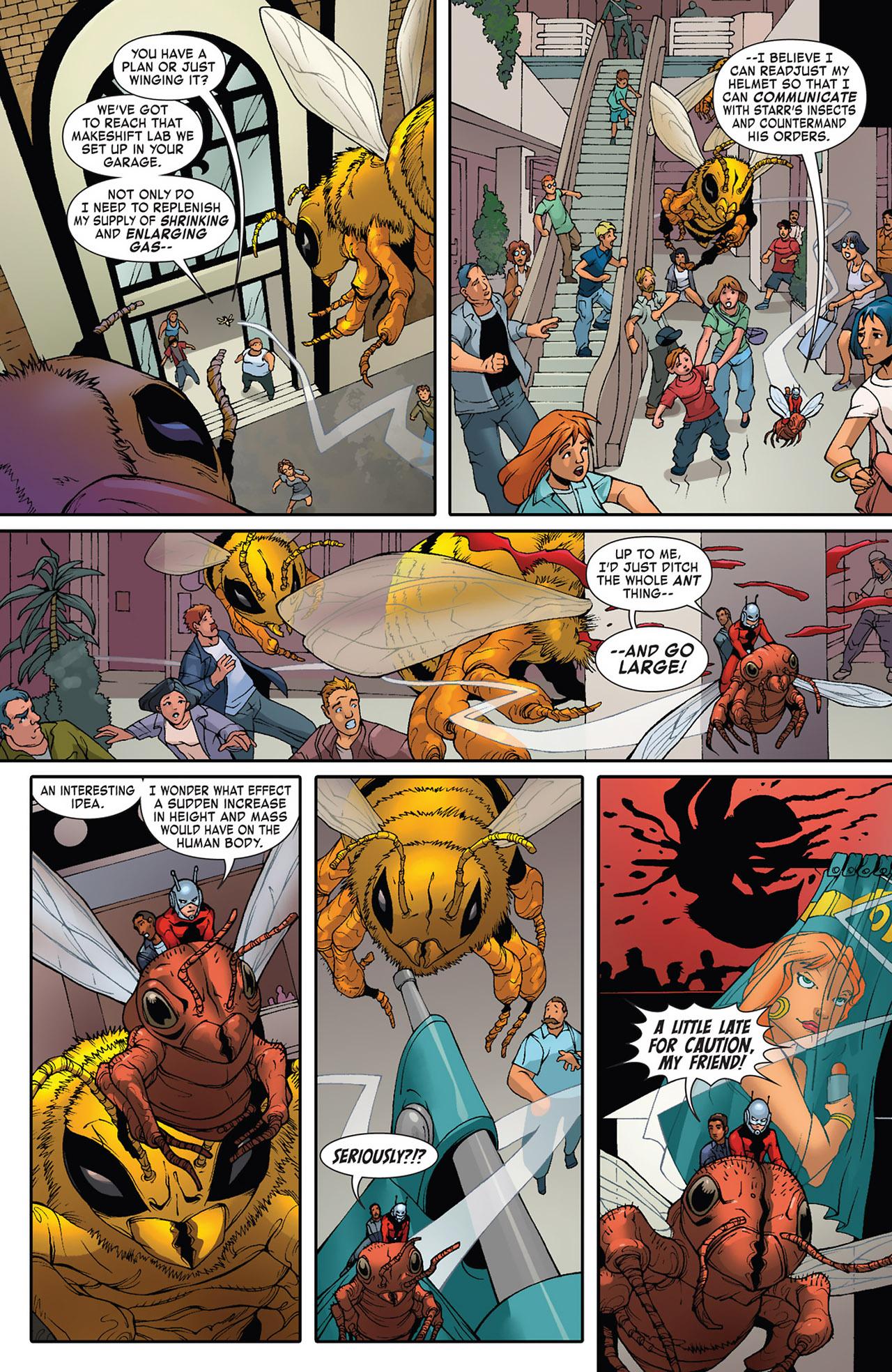 Read online Ant-Man: Season One comic -  Issue #Ant-Man: Season One Full - 75