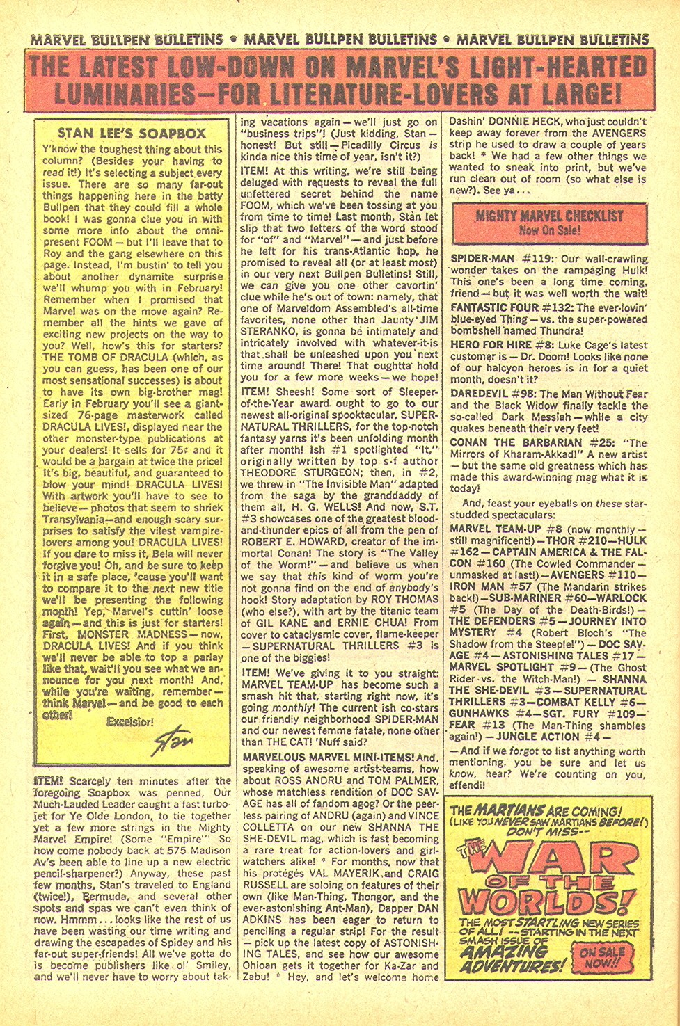 Read online Sgt. Fury comic -  Issue #109 - 32