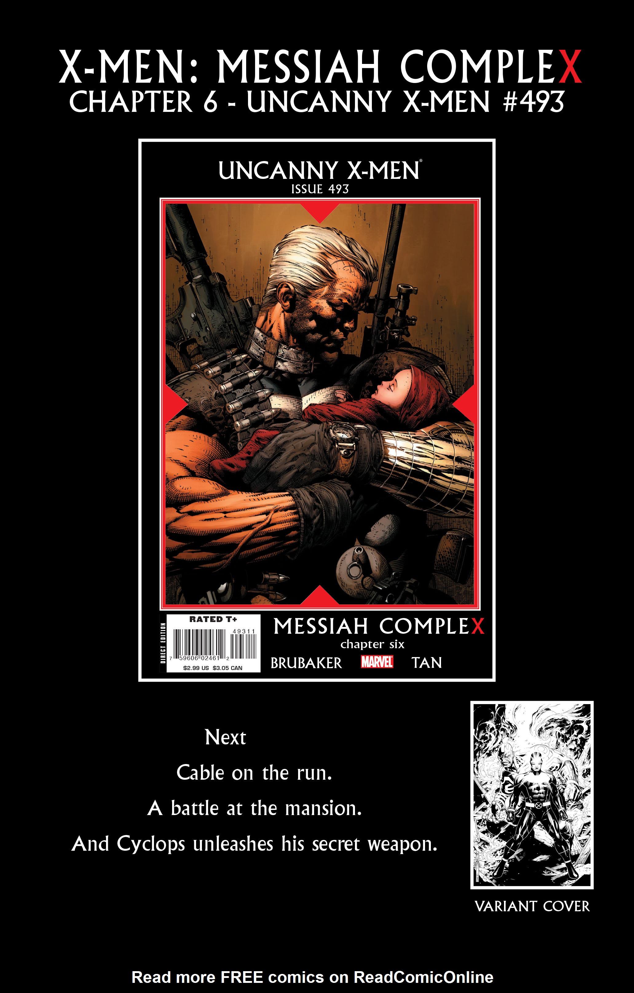 X-Men (1991) 205 Page 26