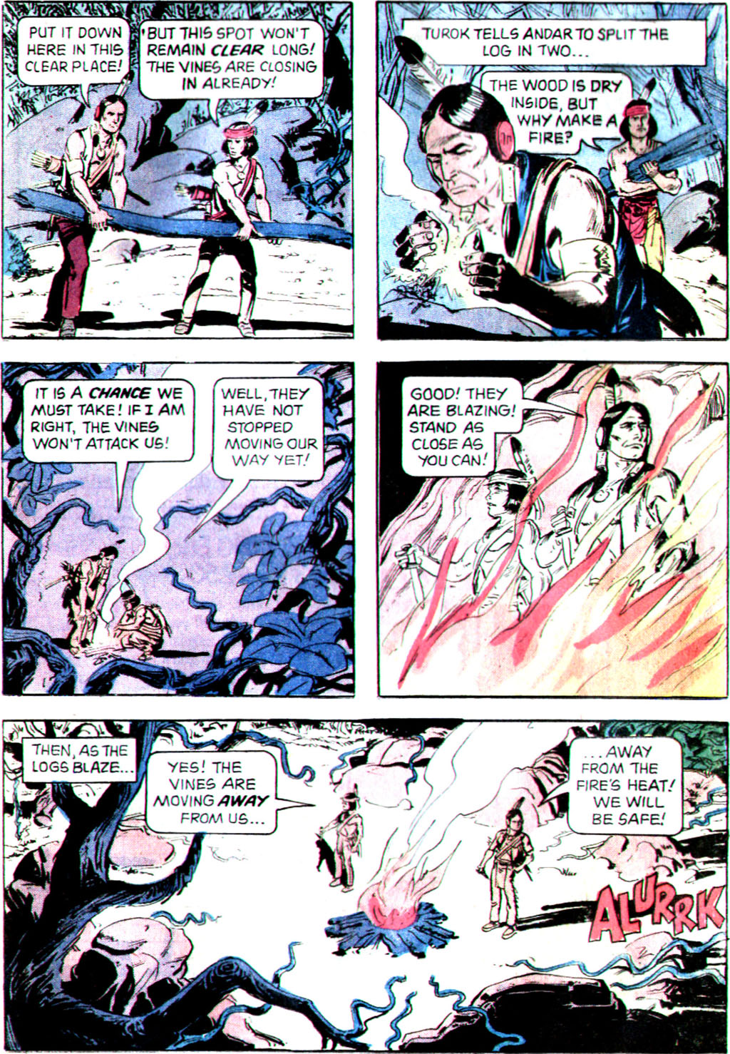 Read online Turok, Son of Stone comic -  Issue #122 - 13