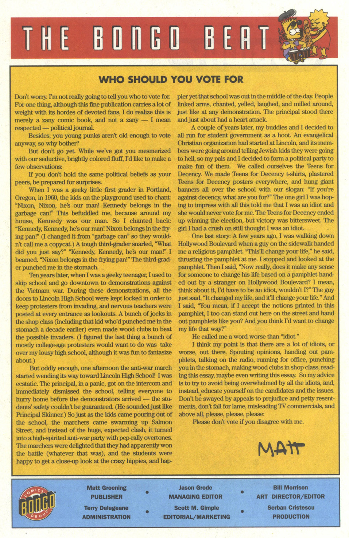 Read online Simpsons Comics comic -  Issue #24 - 24