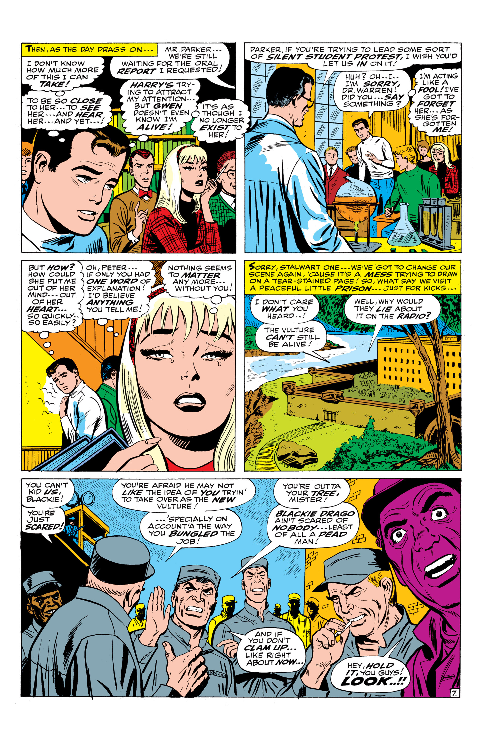 The Amazing Spider-Man (1963) 63 Page 7