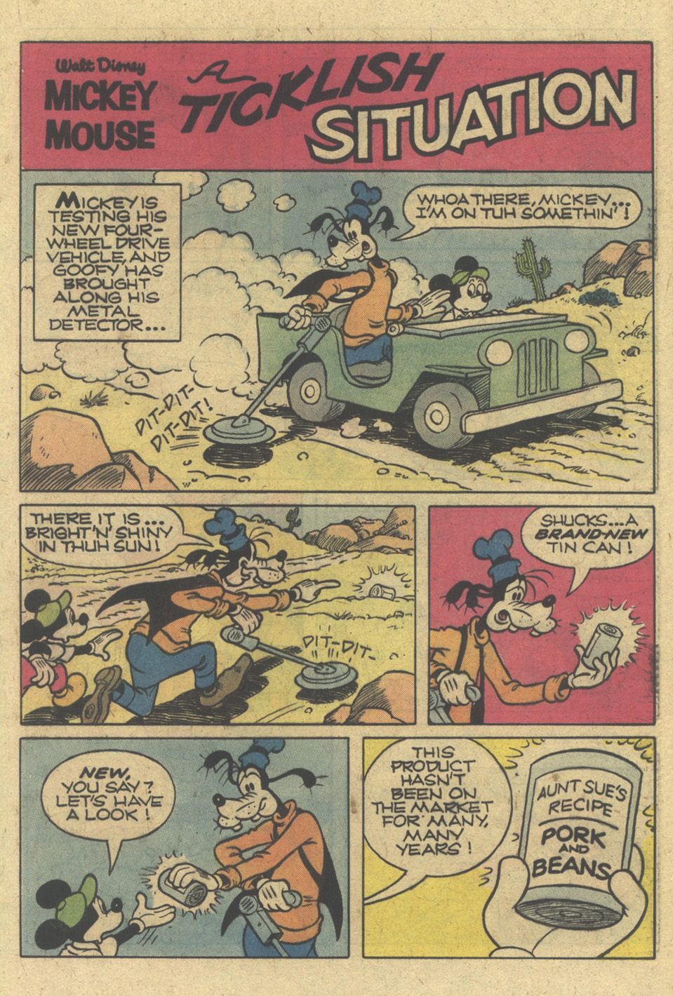 Walt Disney's Comics and Stories issue 450 - Page 25