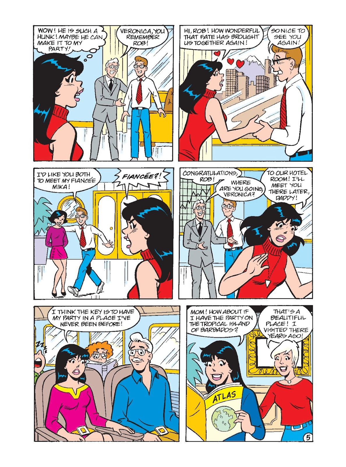 Archie 1000 Page Comics Digest issue TPB_(Part_6) - Page 57