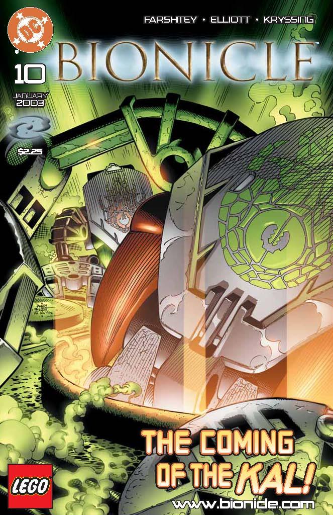 Bionicle 10 Page 1