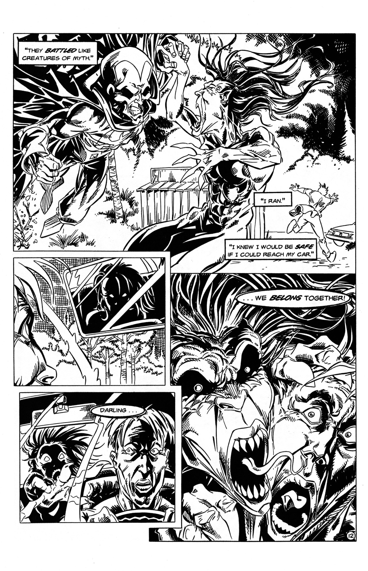 Read online Dr. Weird (1997) comic -  Issue #2 - 14