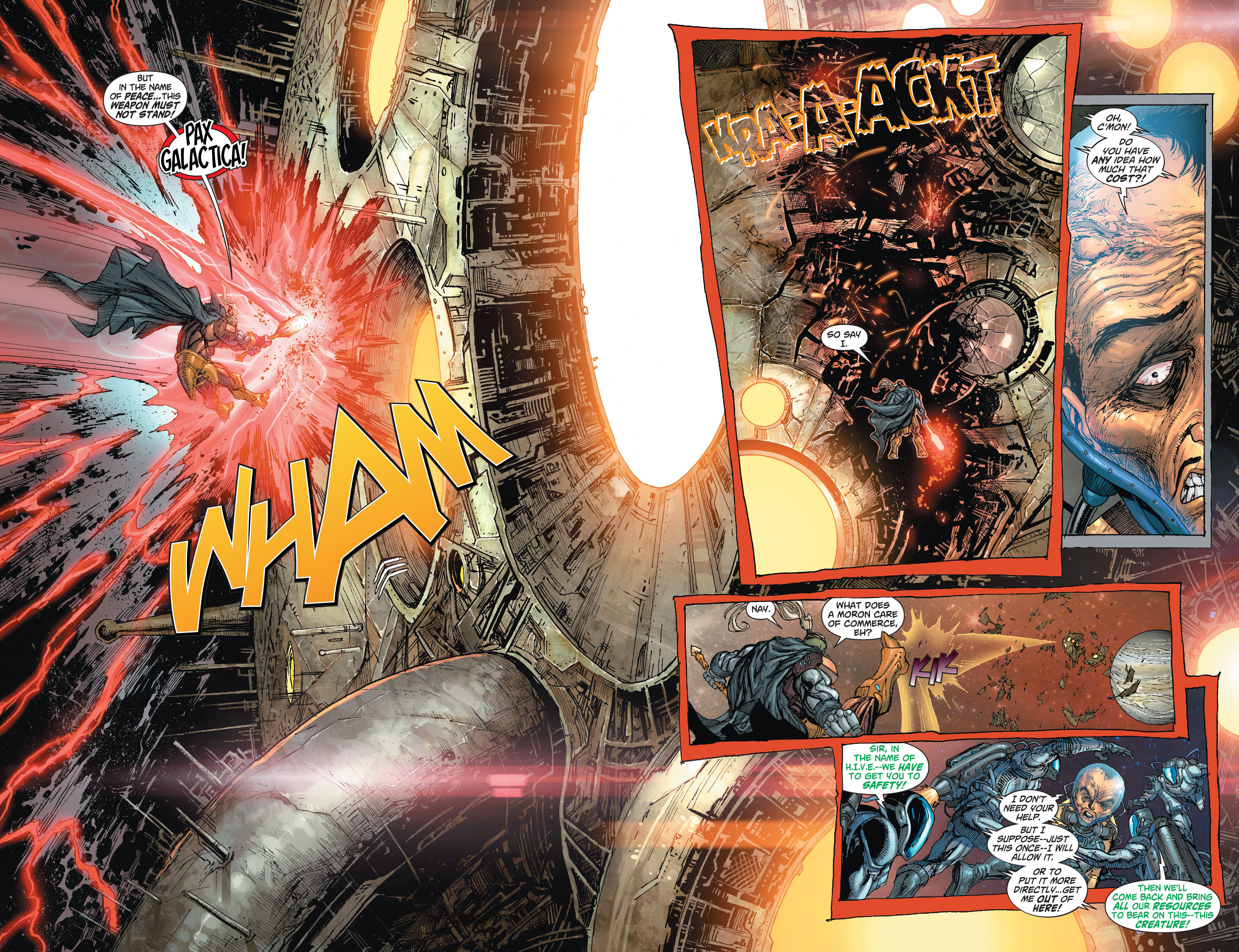 Read online Action Comics (2011) comic -  Issue #22 - 7
