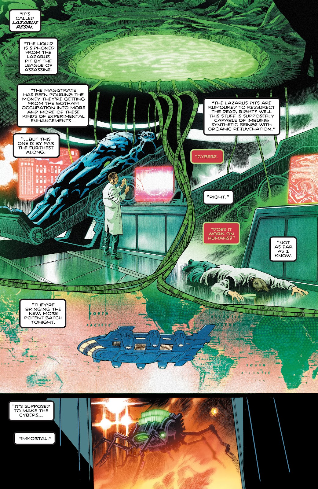 Future State: Robin Eternal issue 1 - Page 15