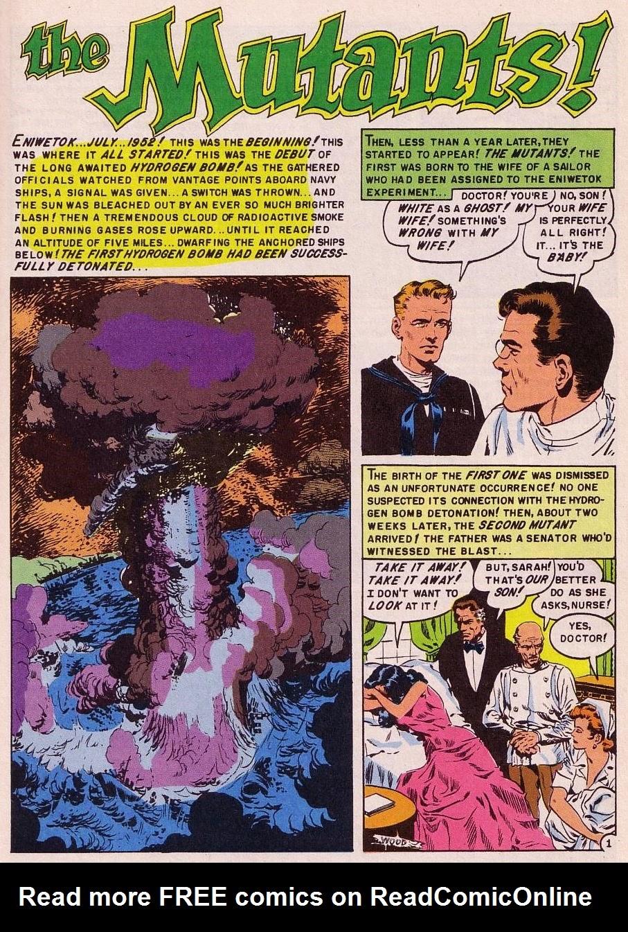 Weird Fantasy (1951) issue 10 - Page 18
