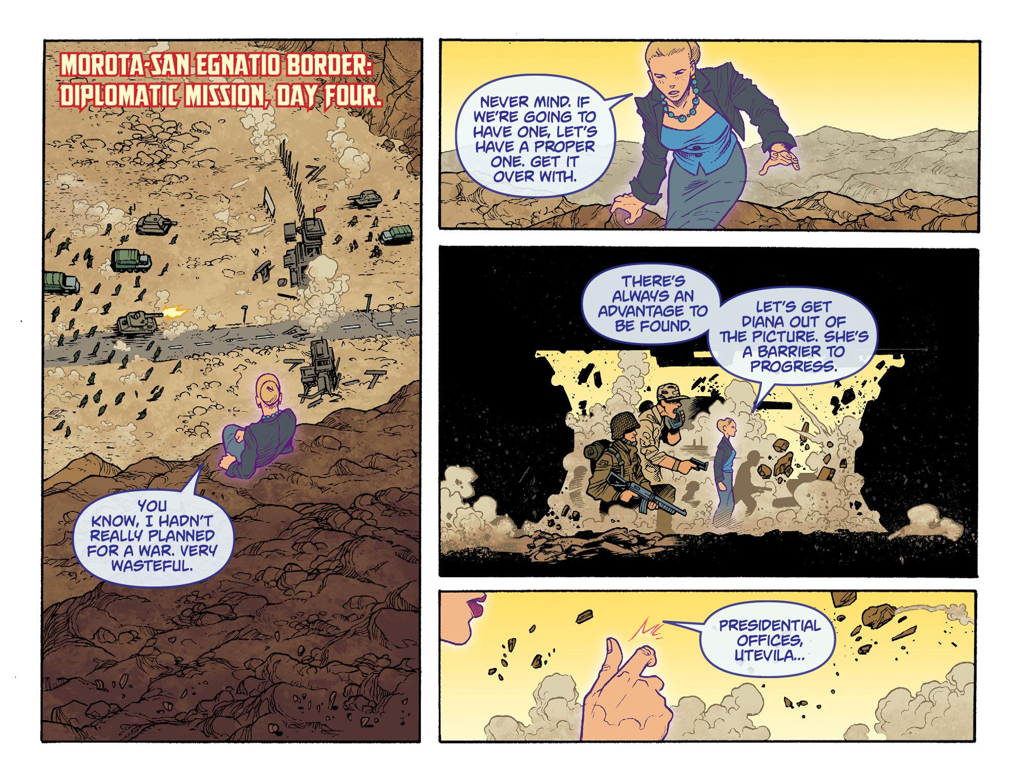 Read online Sensation Comics Featuring Wonder Woman comic -  Issue #43 - 16