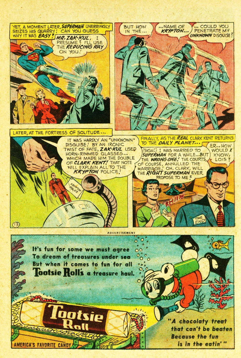 Read online Action Comics (1938) comic -  Issue #245 - 15