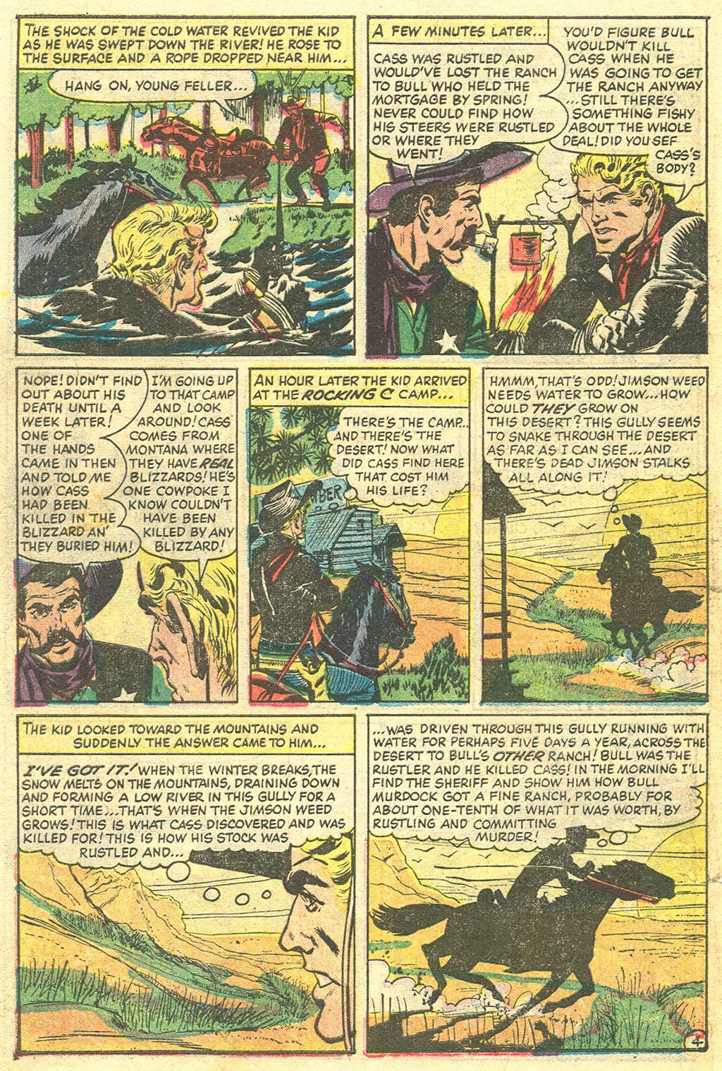 Read online Two-Gun Kid comic -  Issue #29 - 6
