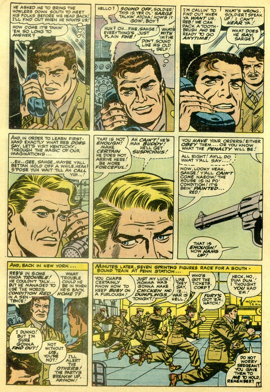 Read online Sgt. Fury comic -  Issue #82 - 12