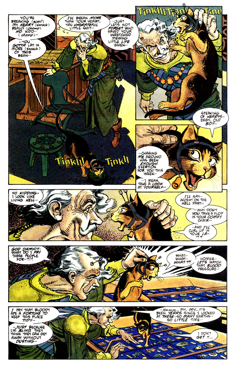 Read online Twilight comic -  Issue #2 - 5