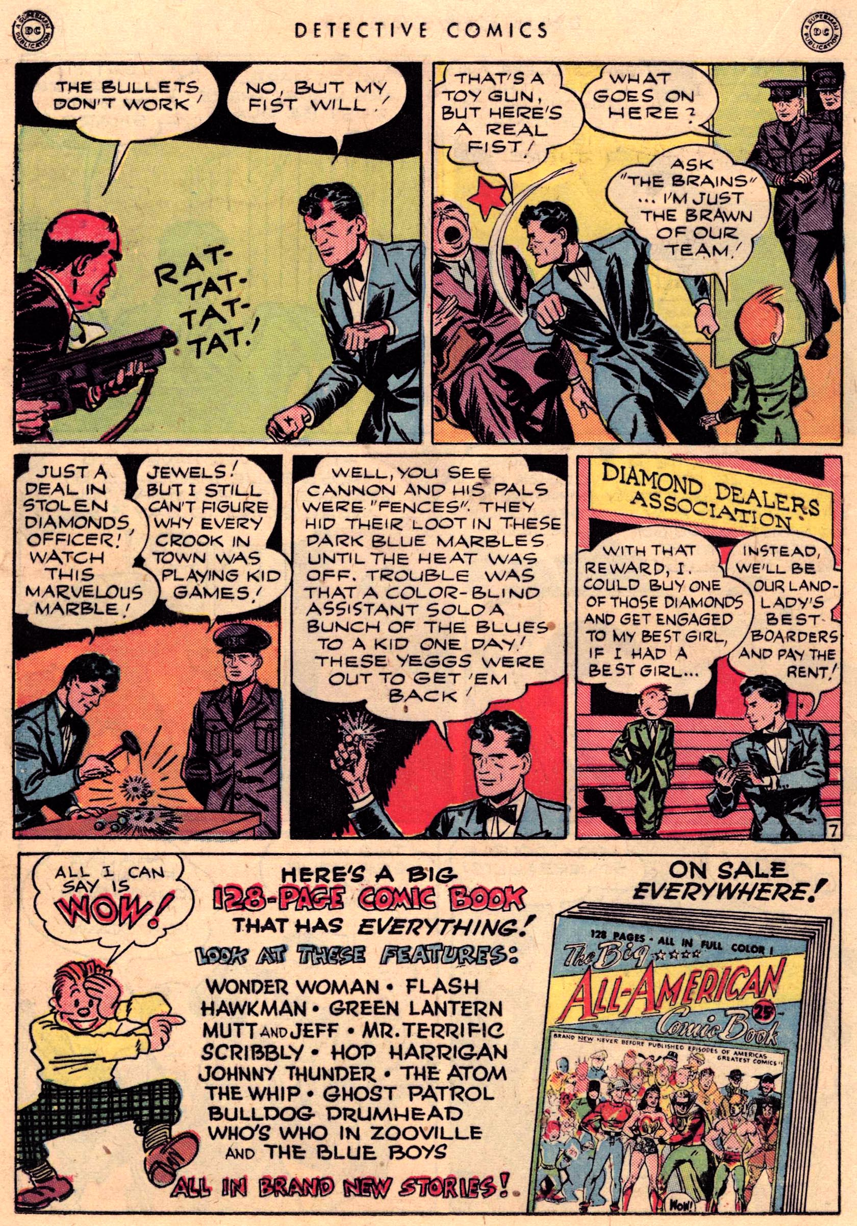 Read online Detective Comics (1937) comic -  Issue #95 - 28