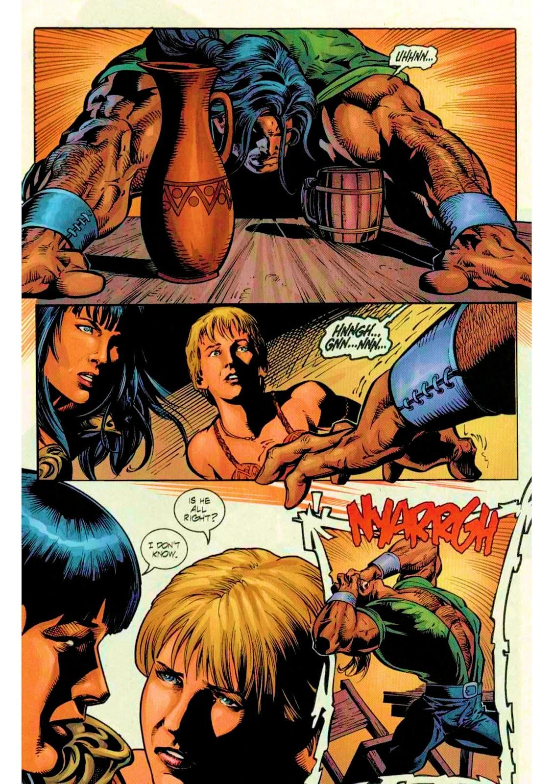 Xena: Warrior Princess (1999) Issue #11 #11 - English 13