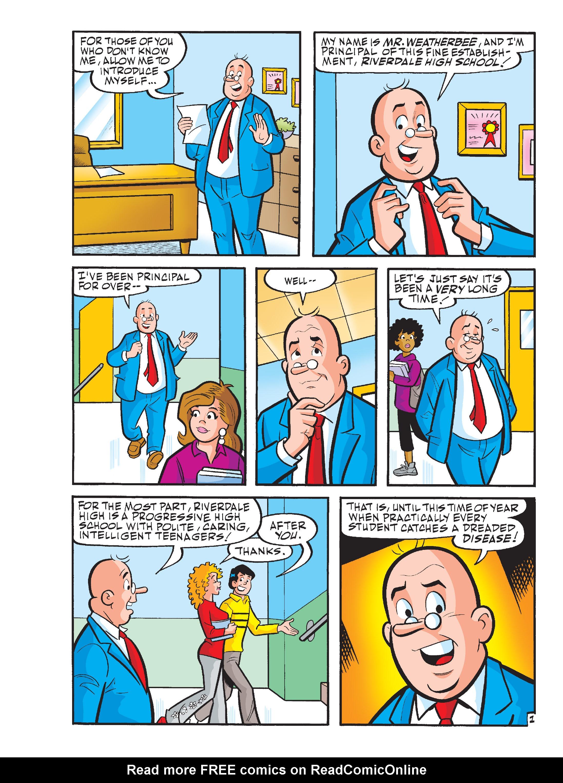 Read online Archie Giant Comics Collection comic -  Issue #Archie Giant Comics Collection TPB (Part 1) - 226
