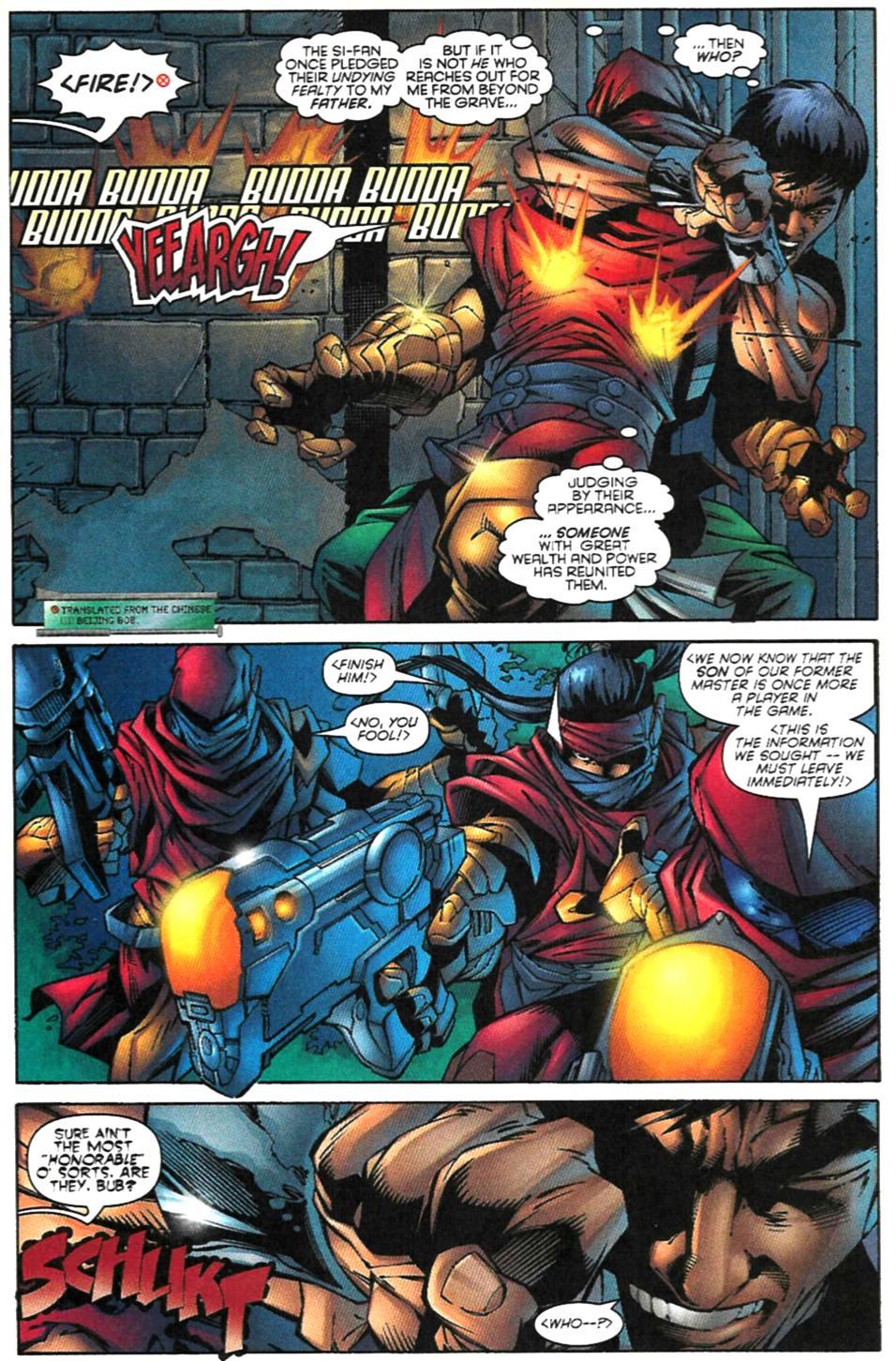 X-Men (1991) 62 Page 6