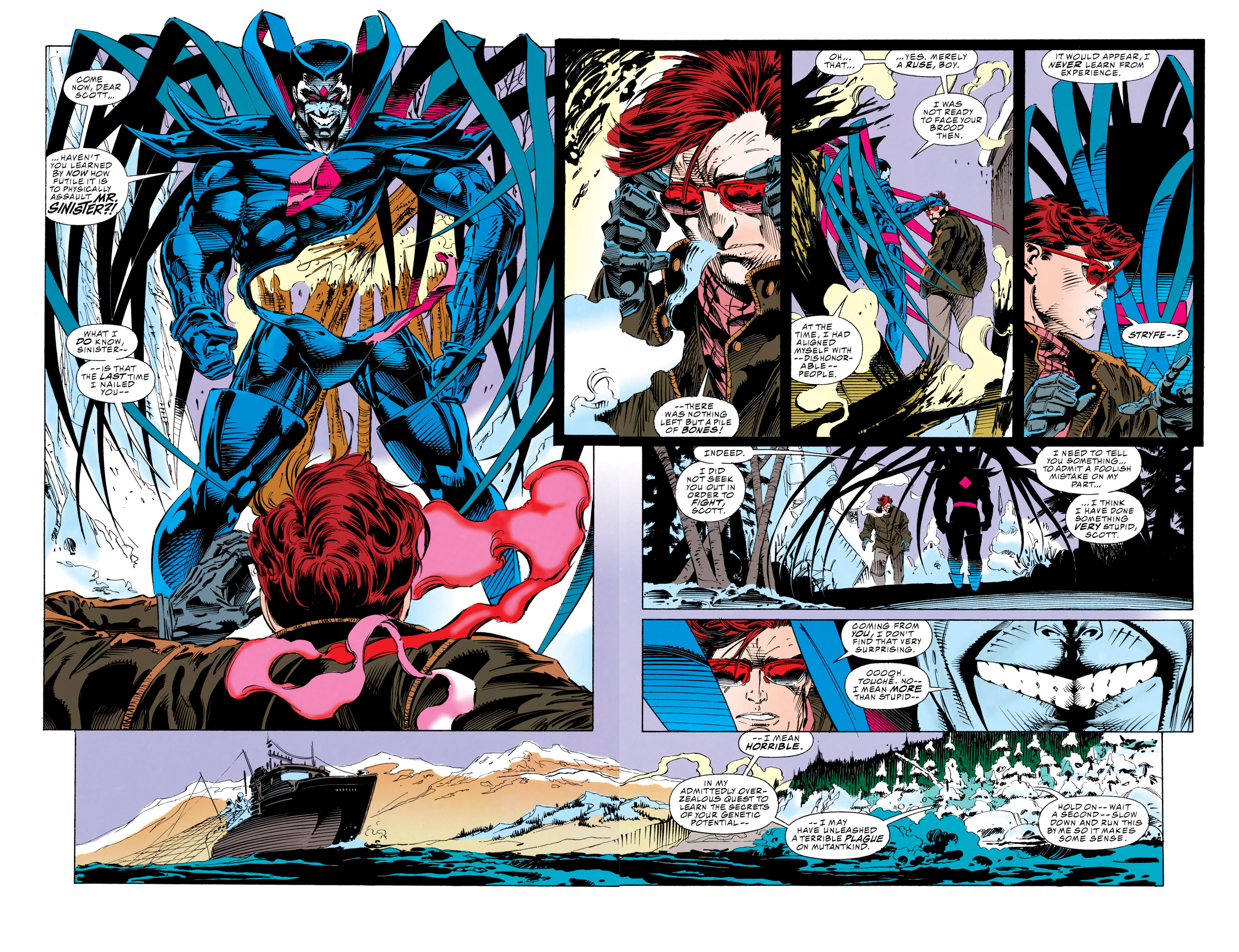 X-Men (1991) 23 Page 2