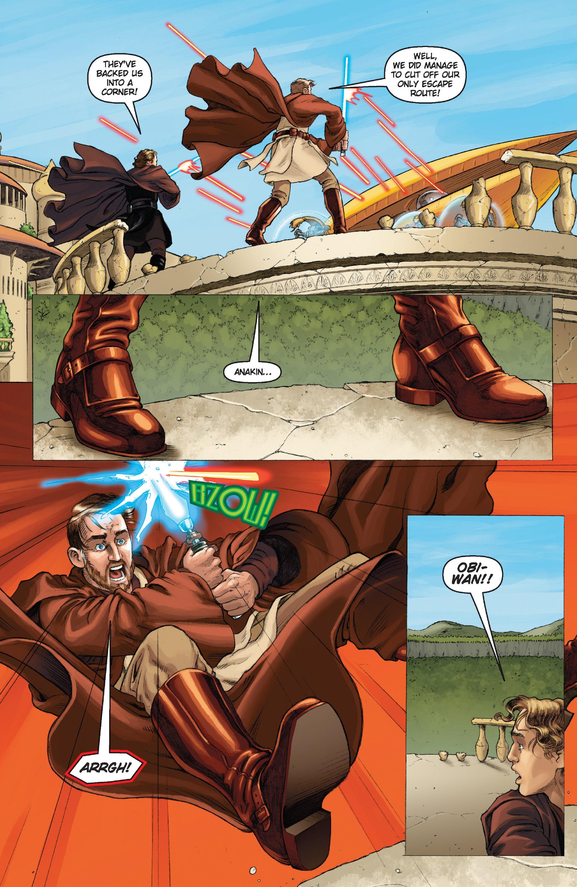 Read online Star Wars Omnibus comic -  Issue # Vol. 26 - 207