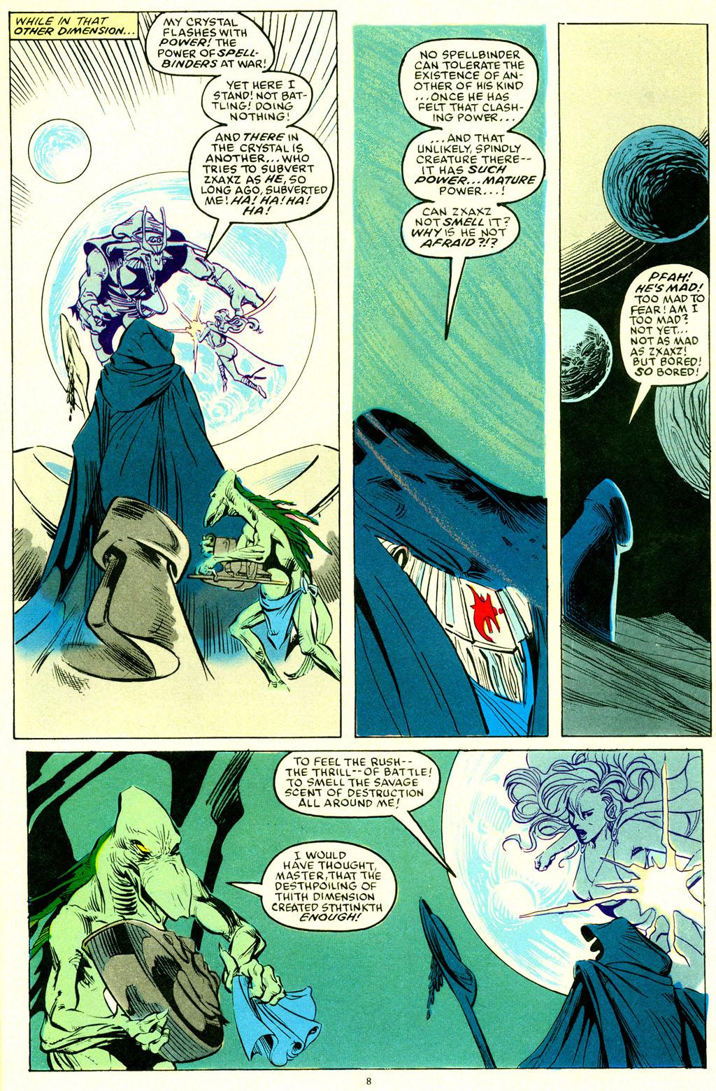 Read online Spellbound comic -  Issue #6 - 9