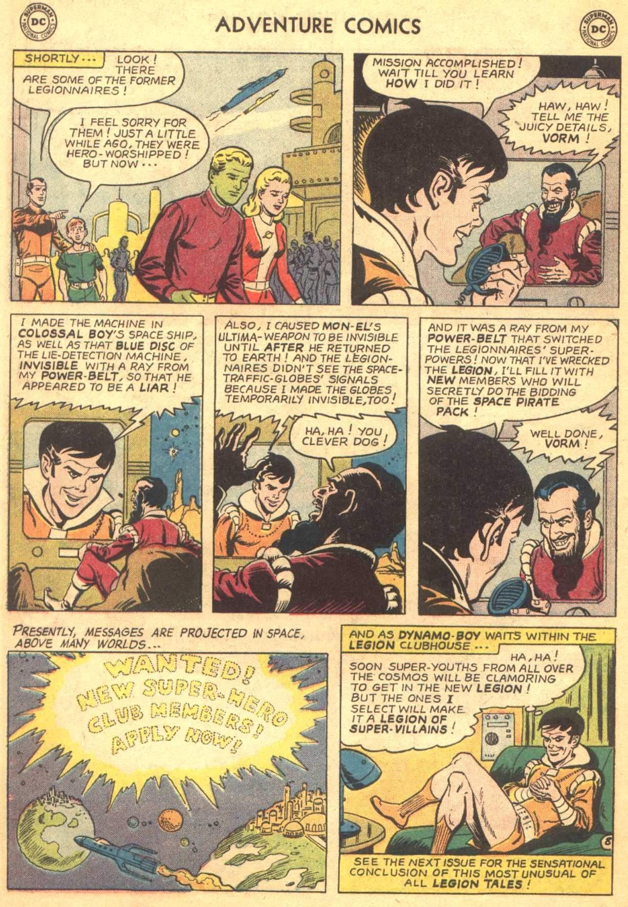 Read online Adventure Comics (1938) comic -  Issue #330 - 20