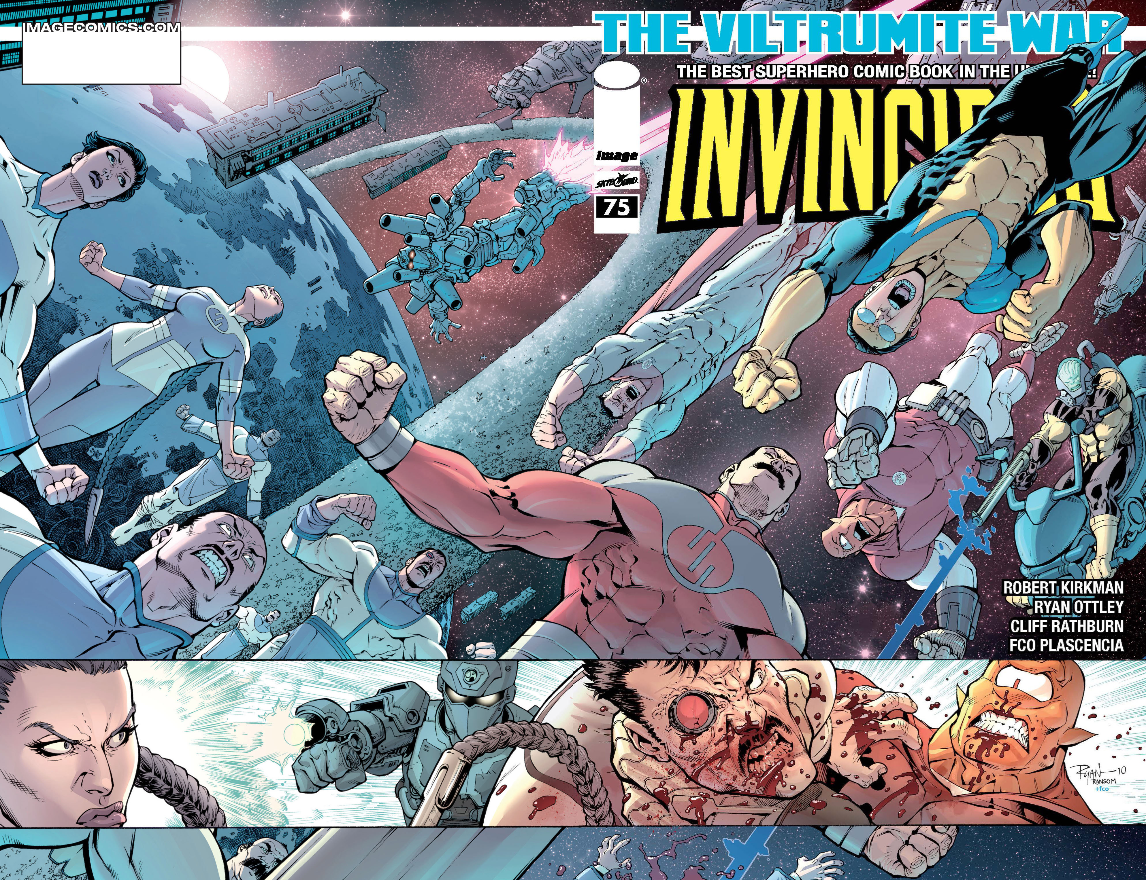 Invincible 75 Page 2