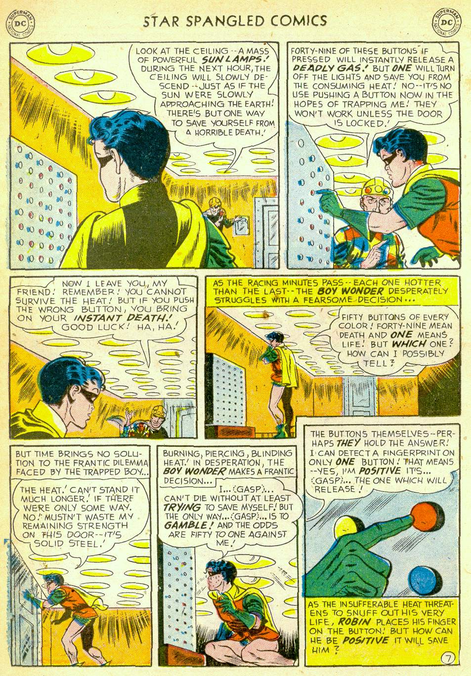 Star Spangled Comics (1941) issue 123 - Page 20