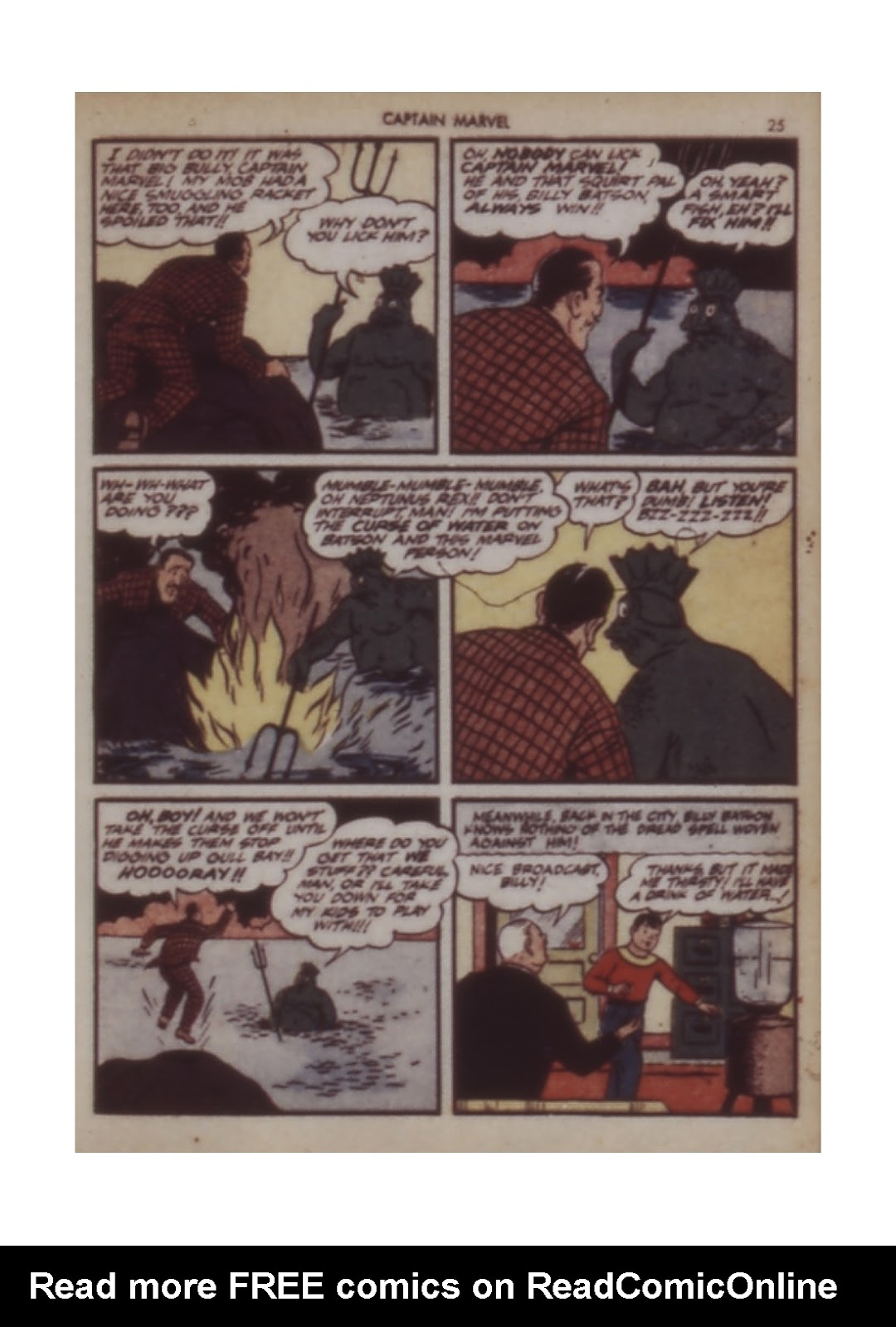 Captain Marvel Adventures issue 12 - Page 25