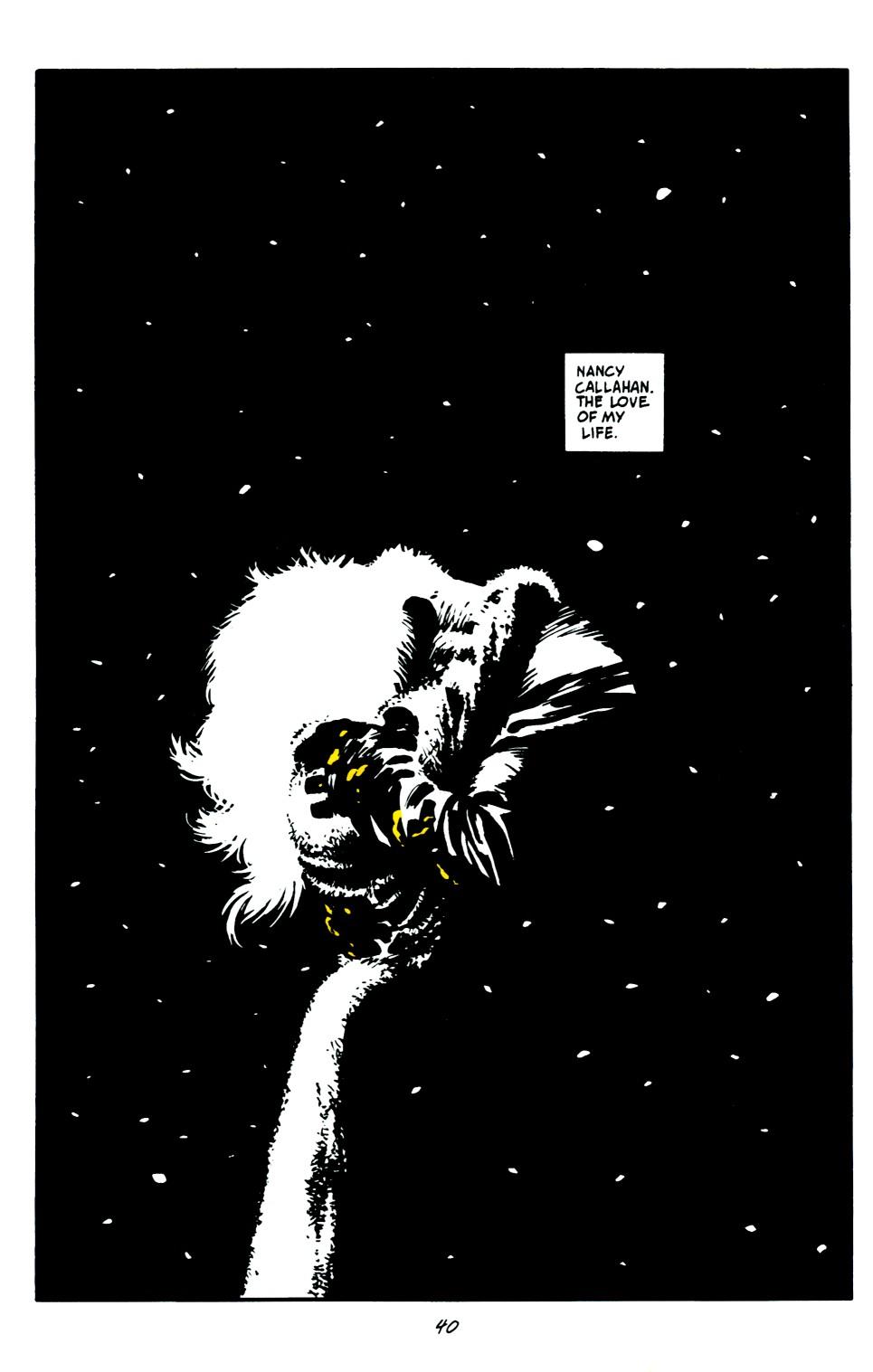 Read online Sin City: That Yellow Bastard comic -  Issue #6 - 40