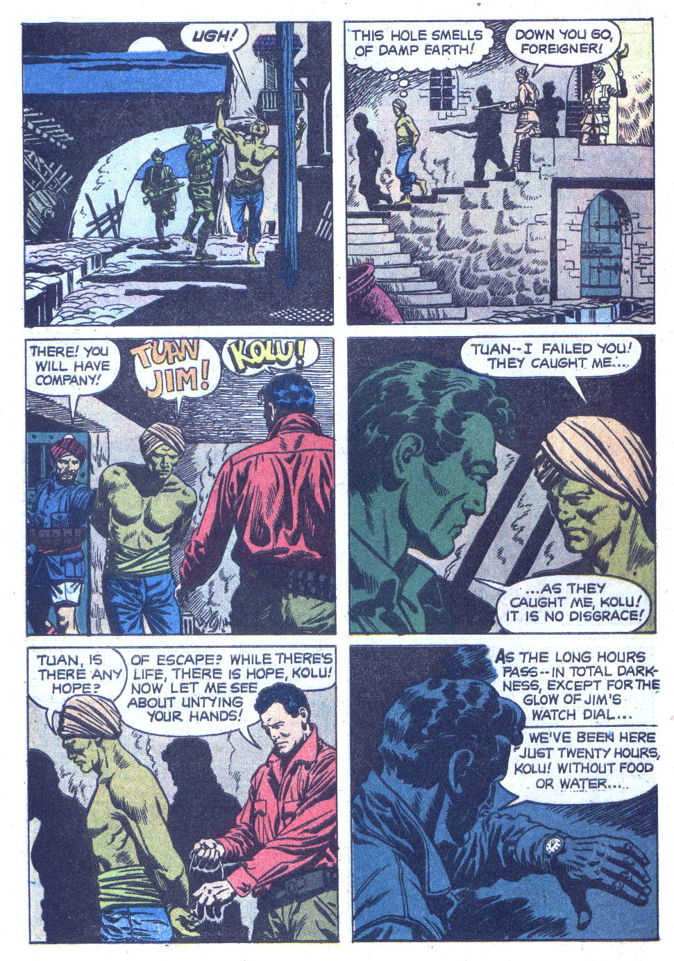 Four Color Comics issue 1020 - Page 28