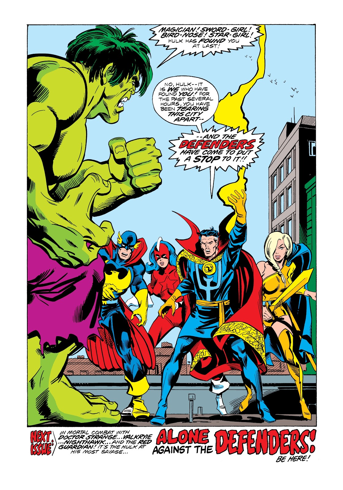 Read online Marvel Masterworks: The Incredible Hulk comic -  Issue # TPB 12 (Part 3) - 27