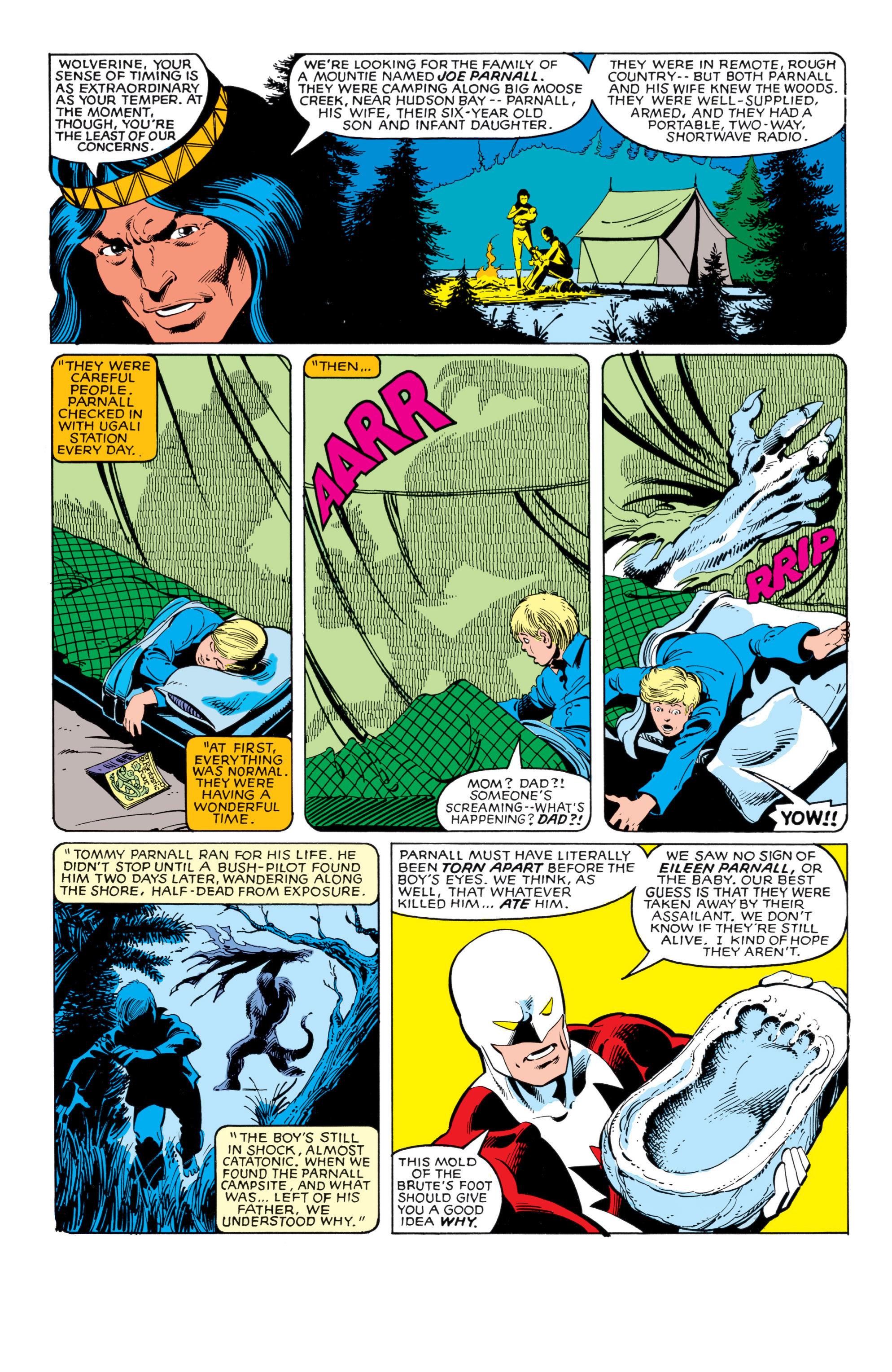 Uncanny X-Men (1963) 139 Page 16