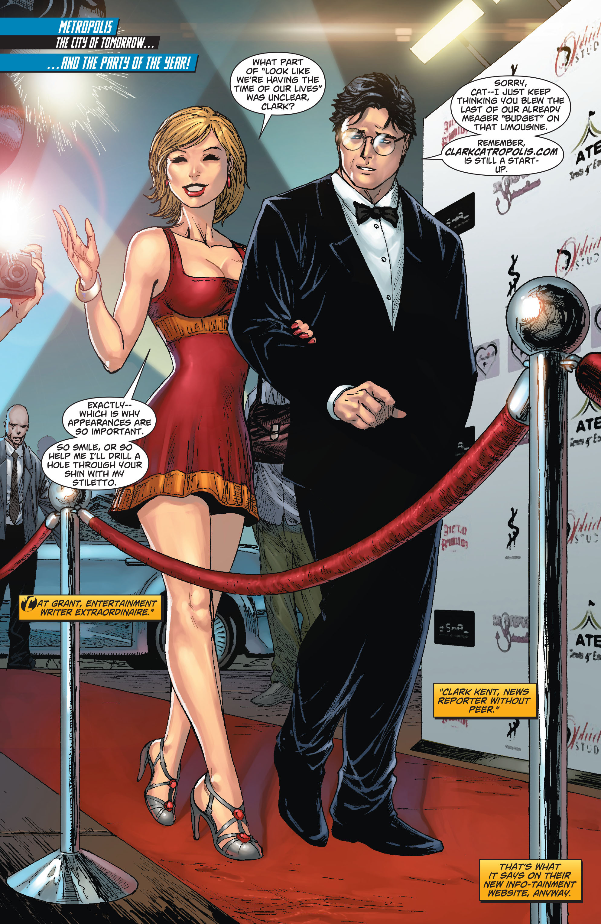 Read online Action Comics (2011) comic -  Issue #22 - 8