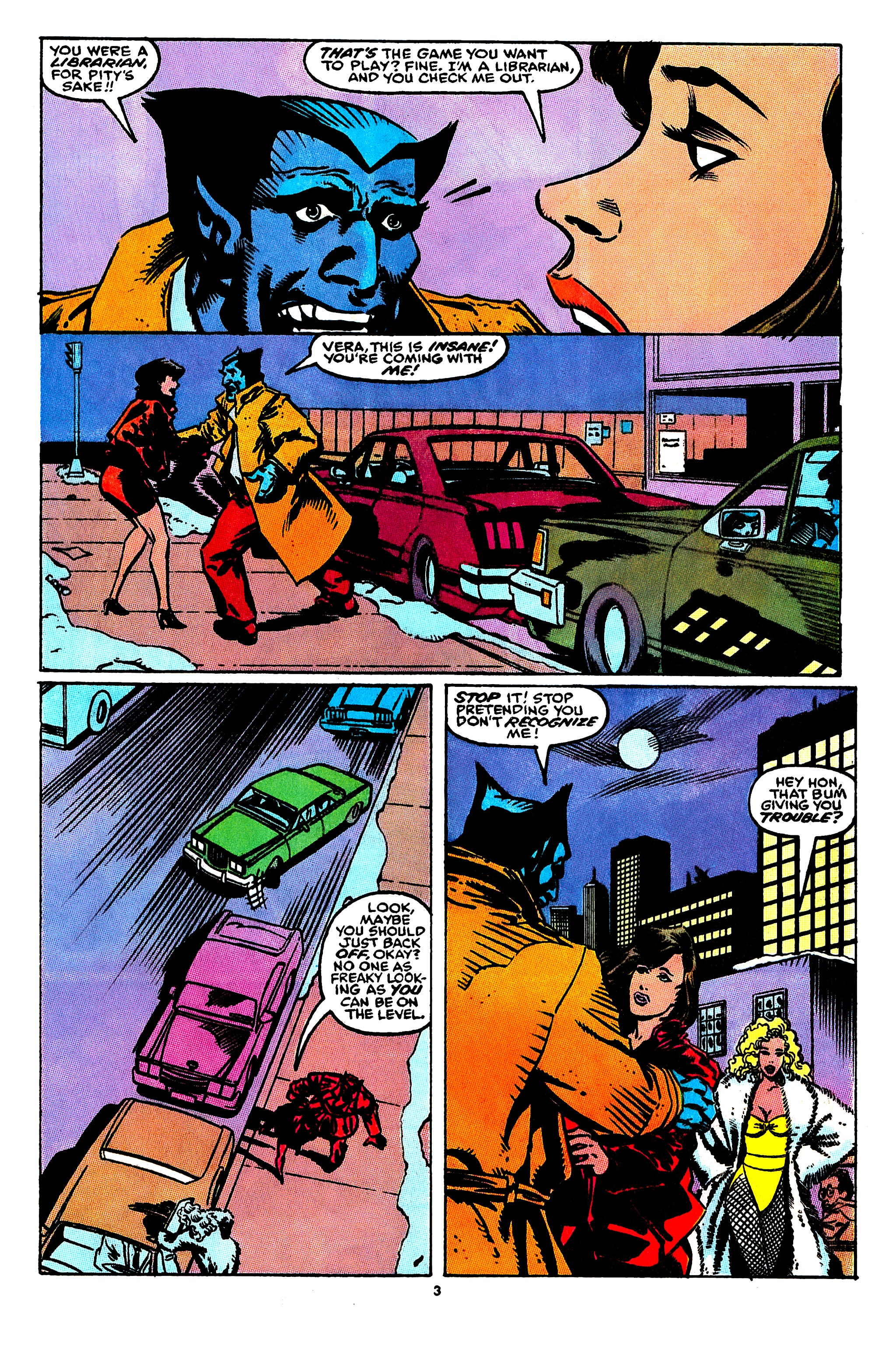 Read online X-Factor (1986) comic -  Issue #55 - 4