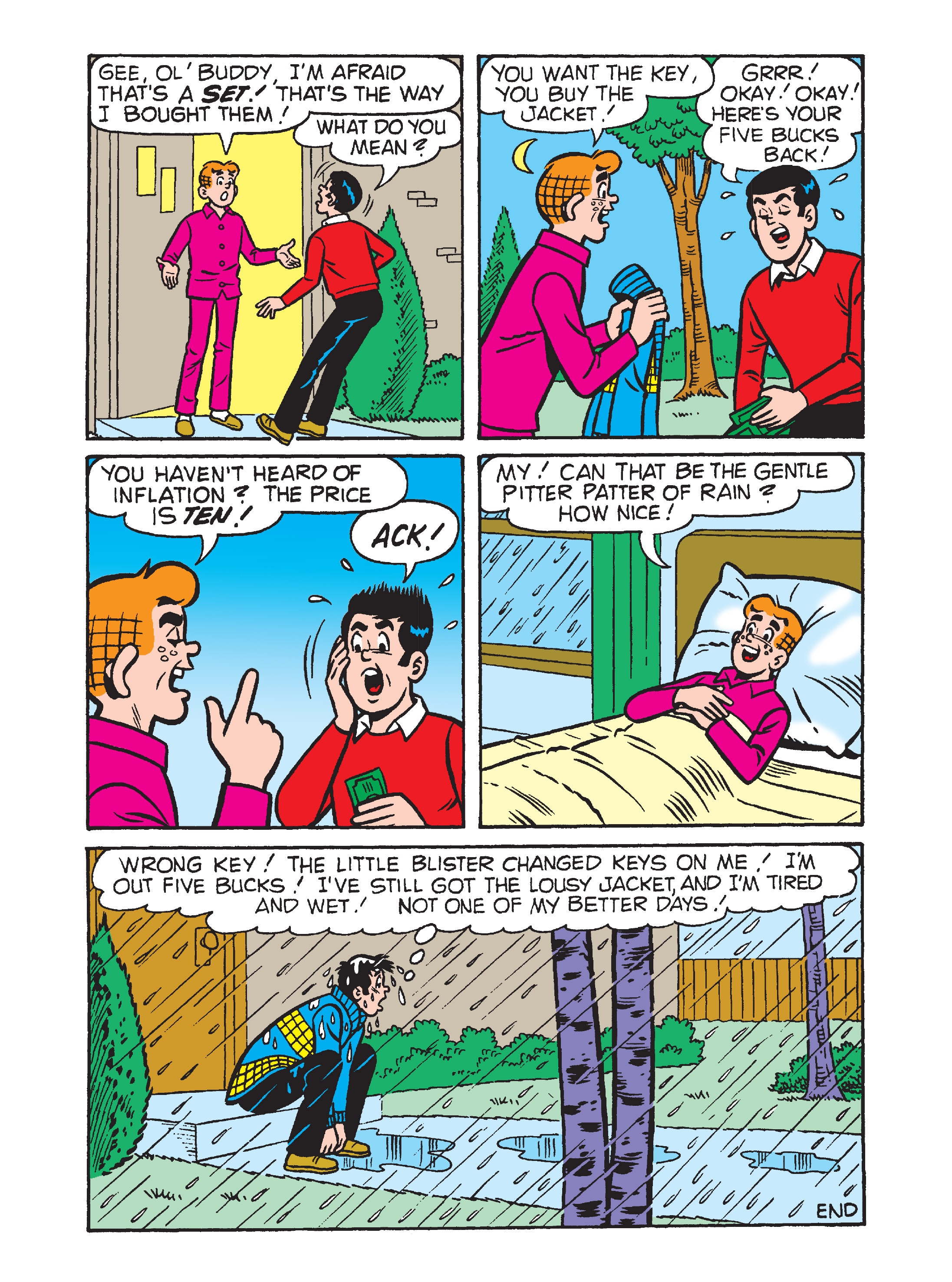 Read online Archie's Funhouse Double Digest comic -  Issue #1 - 23