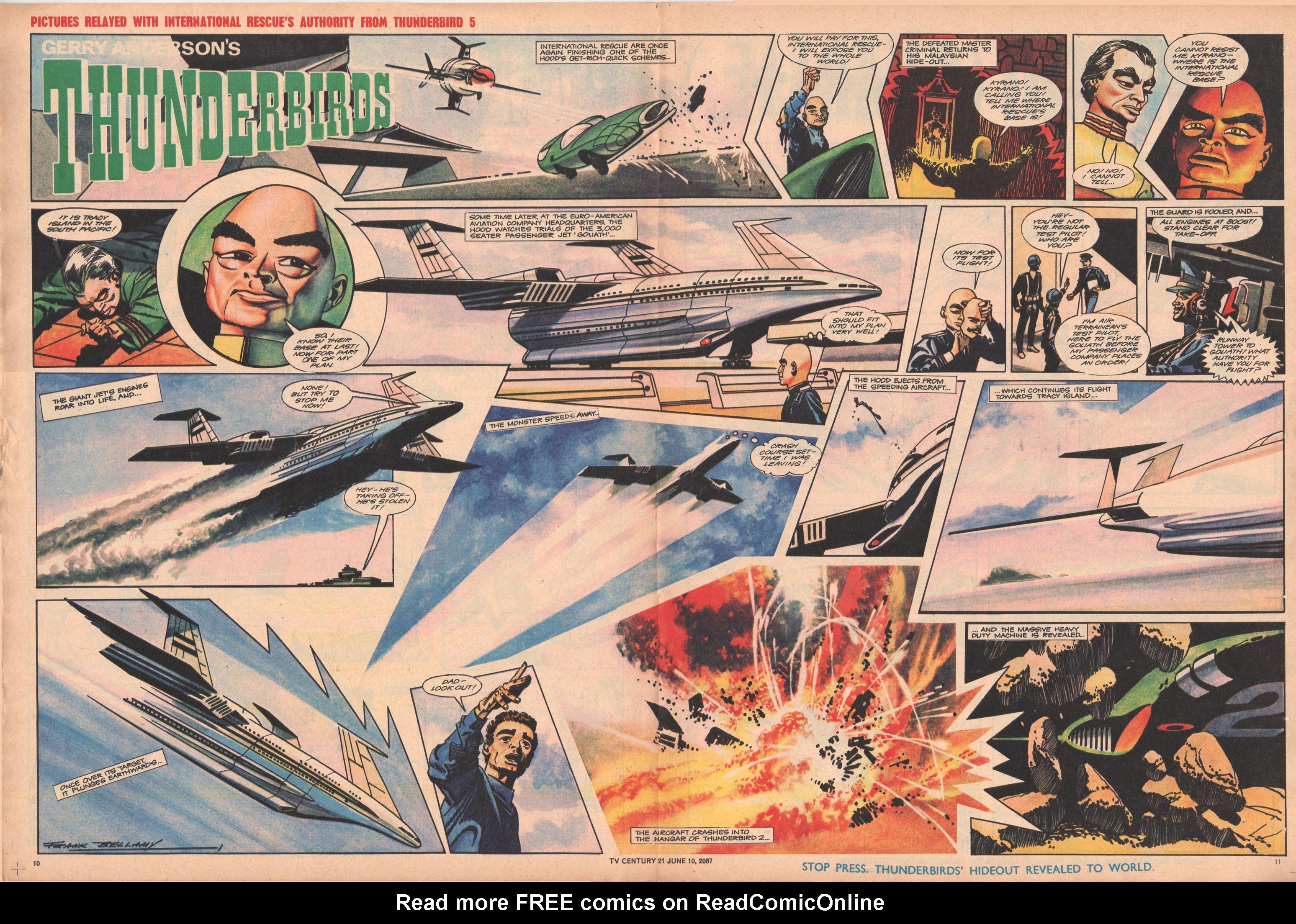 Read online TV Century 21 (TV 21) comic -  Issue #125 - 10