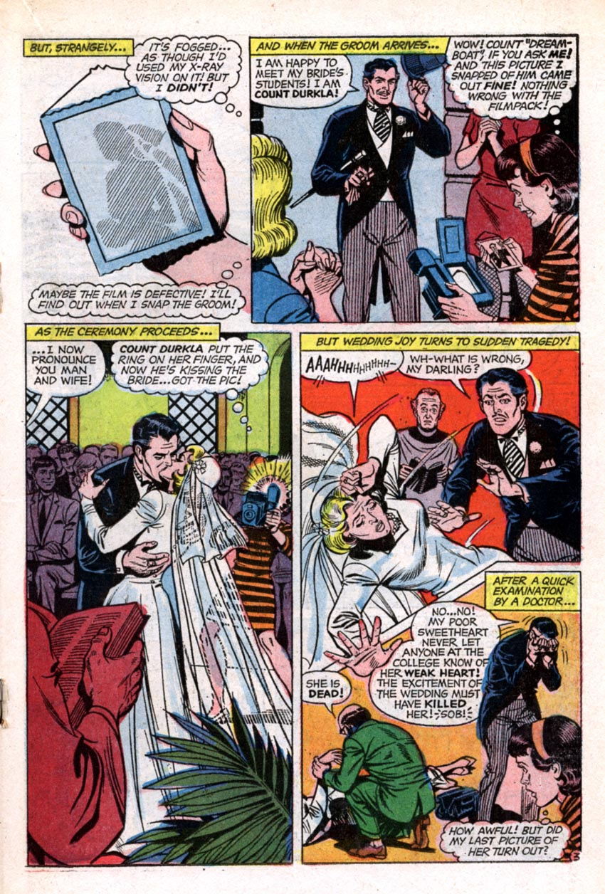 Read online Action Comics (1938) comic -  Issue #364 - 20