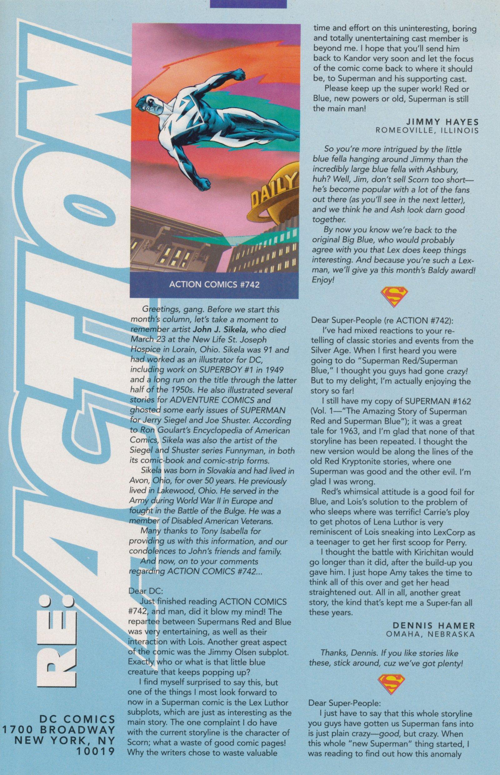 Action Comics (1938) 747 Page 31