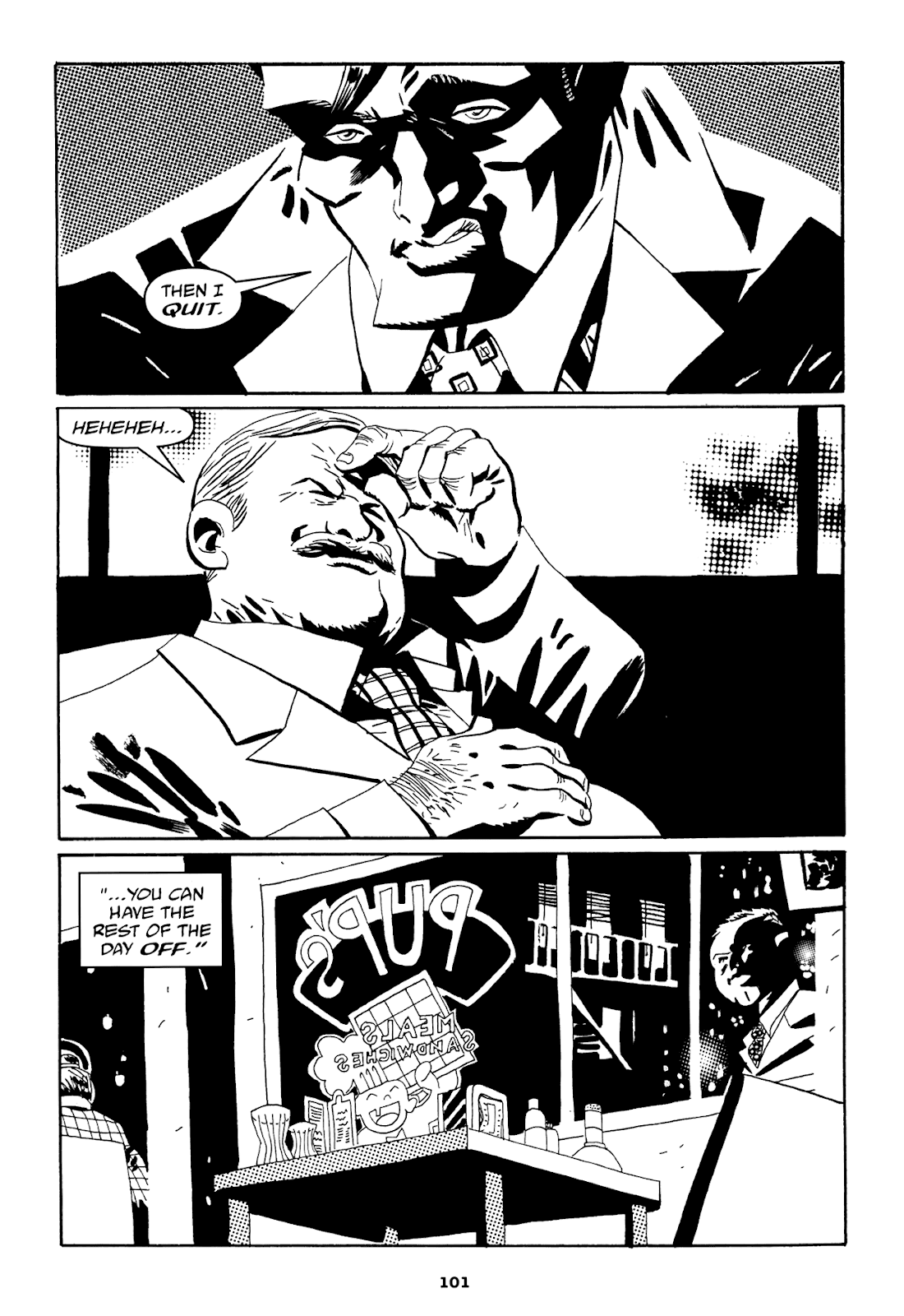 Read online Filthy Rich comic -  Issue # TPB (Part 2) - 6