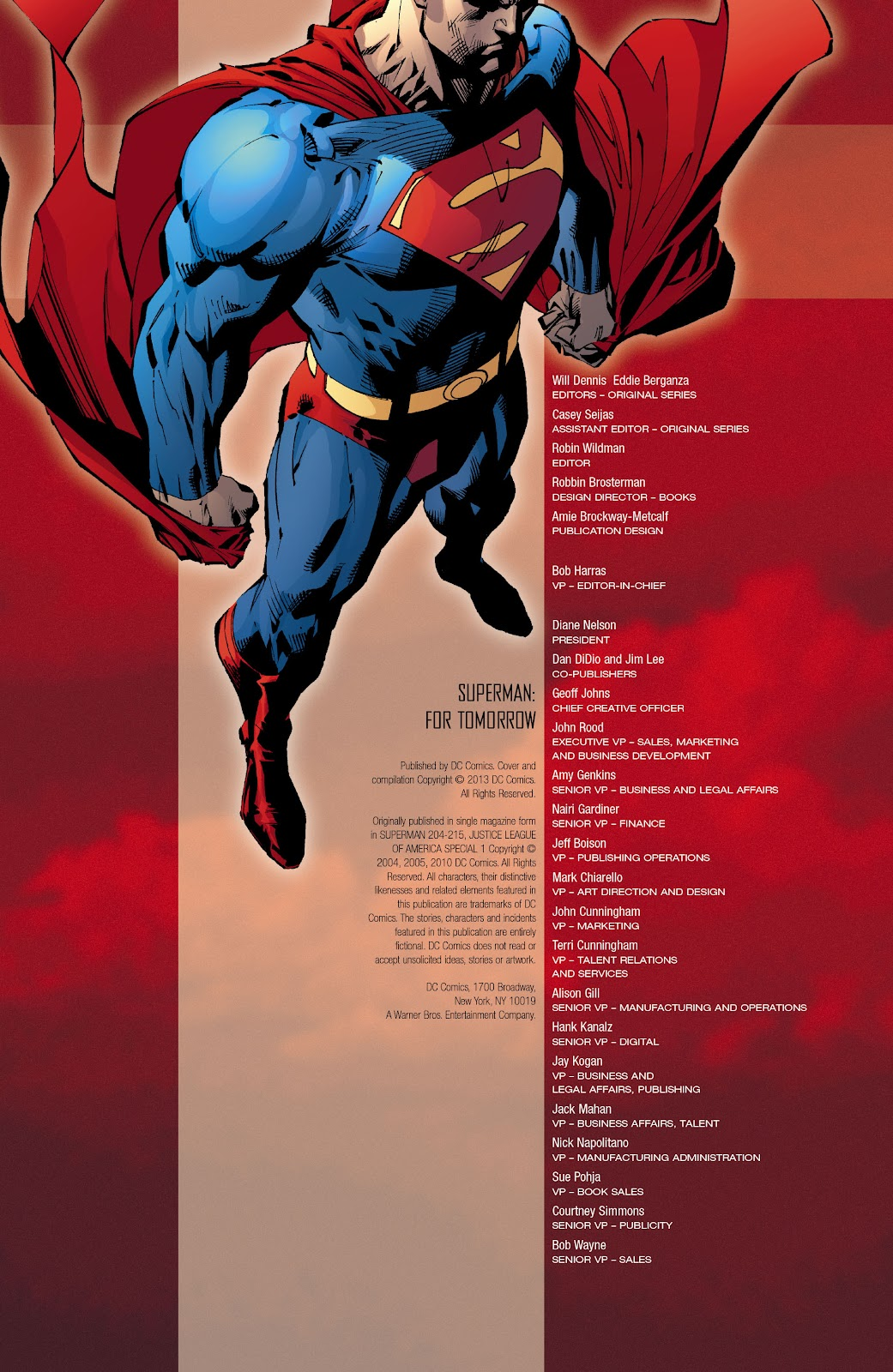 Read online Superman: For Tomorrow comic -  Issue # TPB (Part 1) - 4