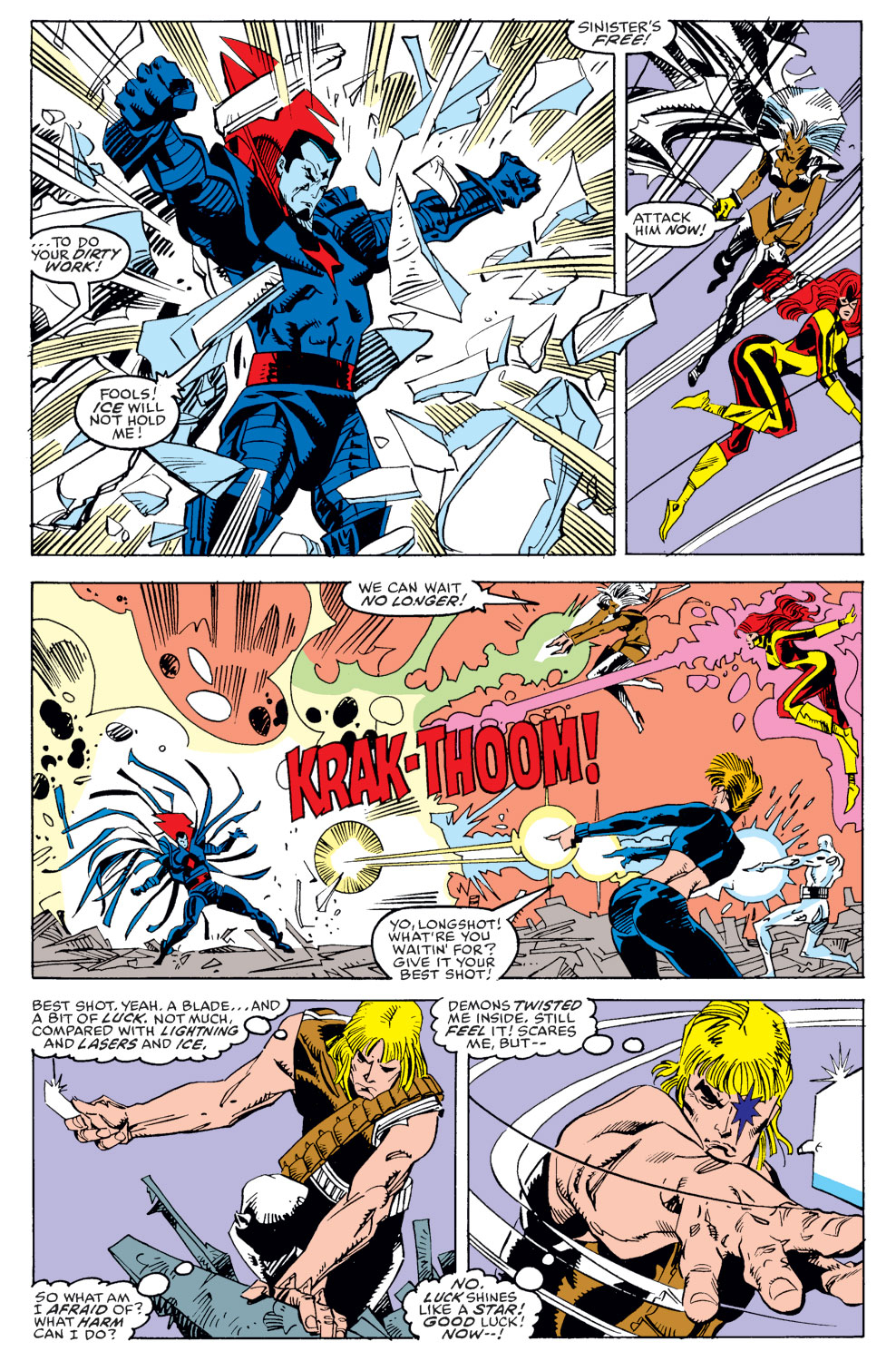 Read online X-Factor (1986) comic -  Issue #39 - 21