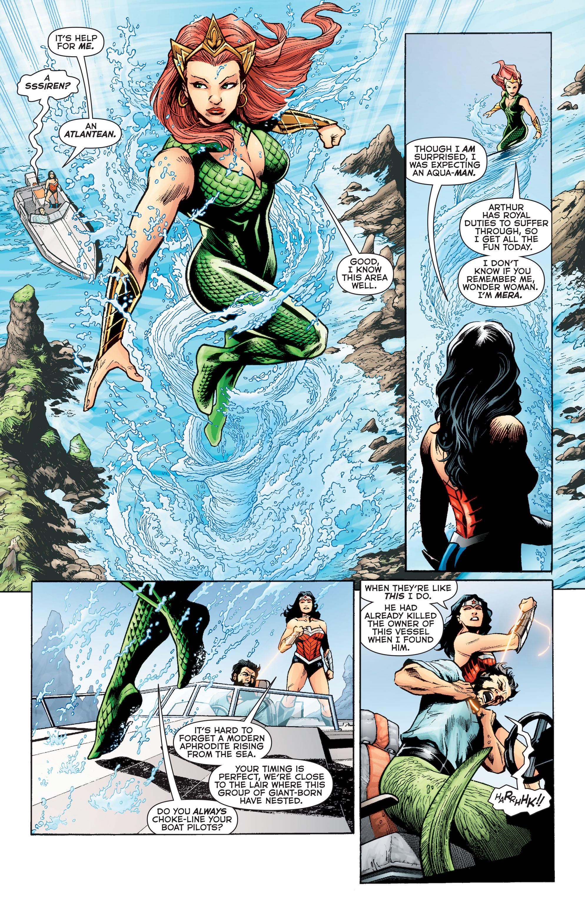 Read online Aquaman (2011) comic -  Issue #Aquaman (2011) _Annual 2 - 30