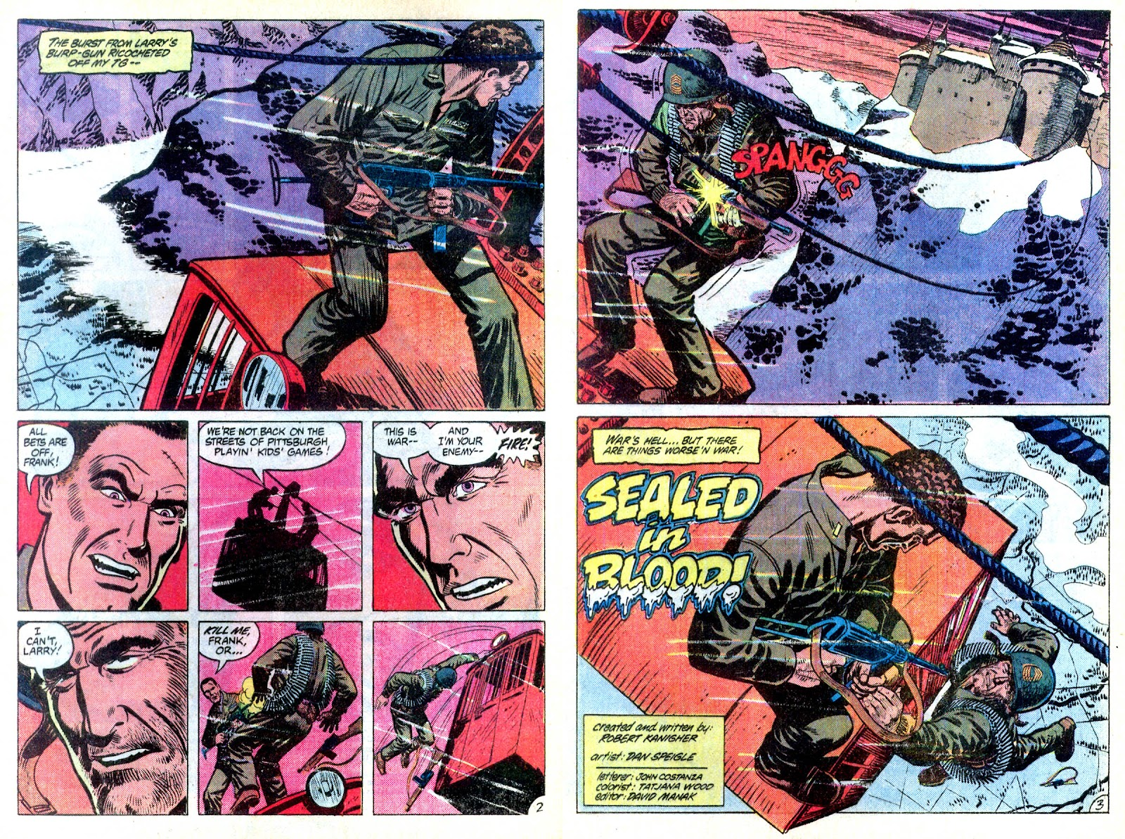 Sgt. Rock issue Annual 2 - Page 4